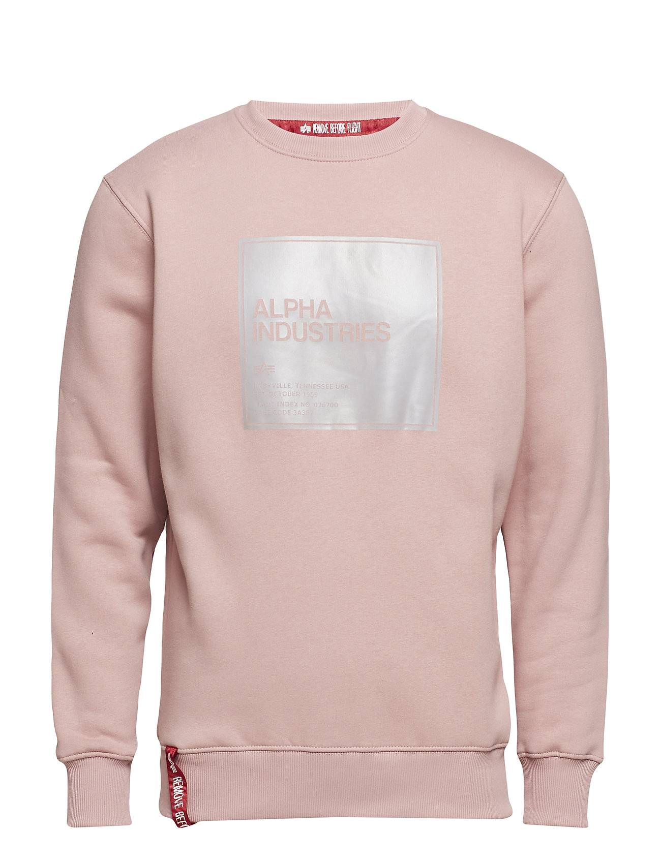 Alpha Industries Label Sweater