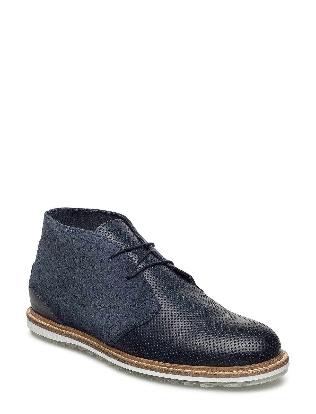 Bianco Perforated Boot Jfm17