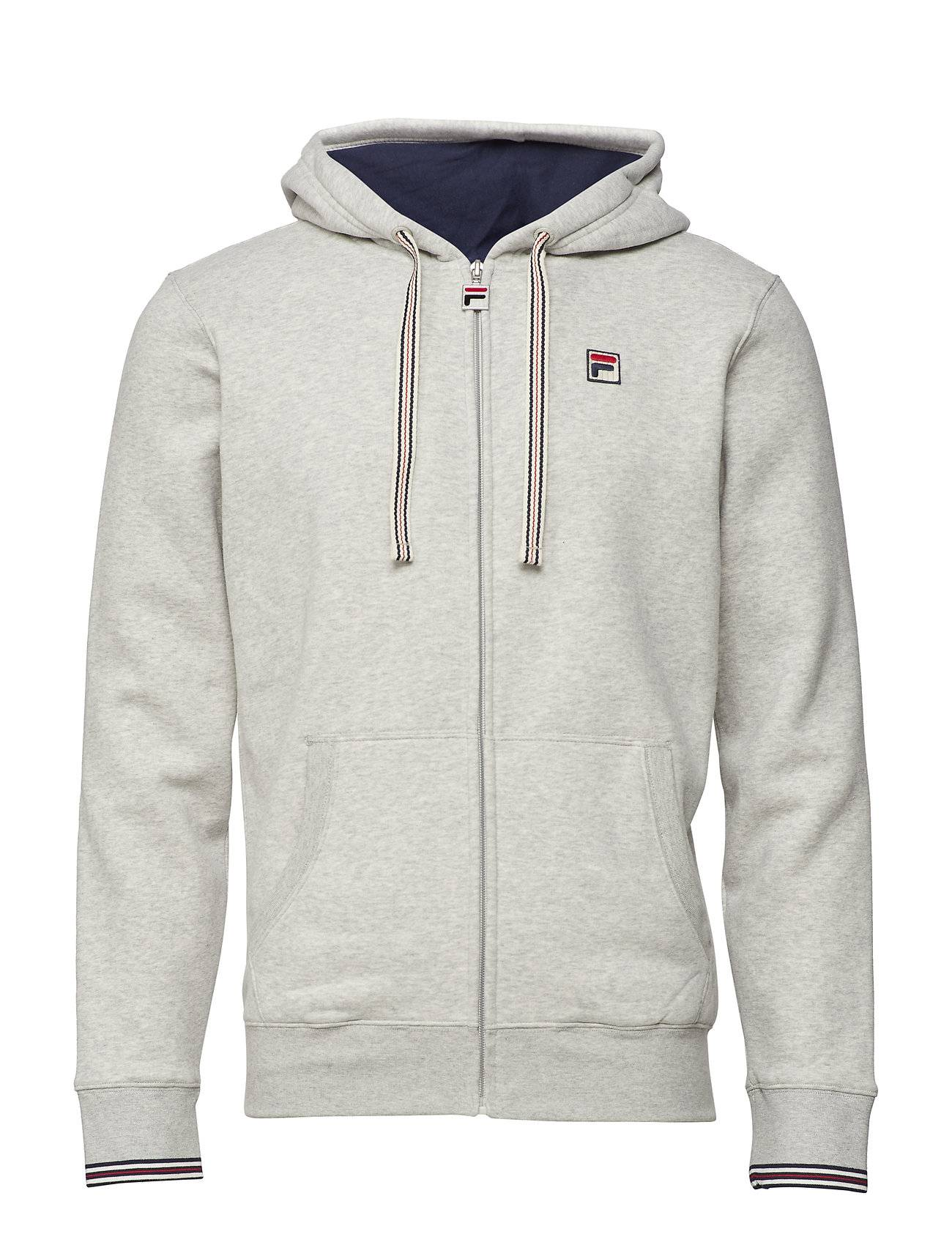FILA Tenconi Essential Hoody With Tipping At