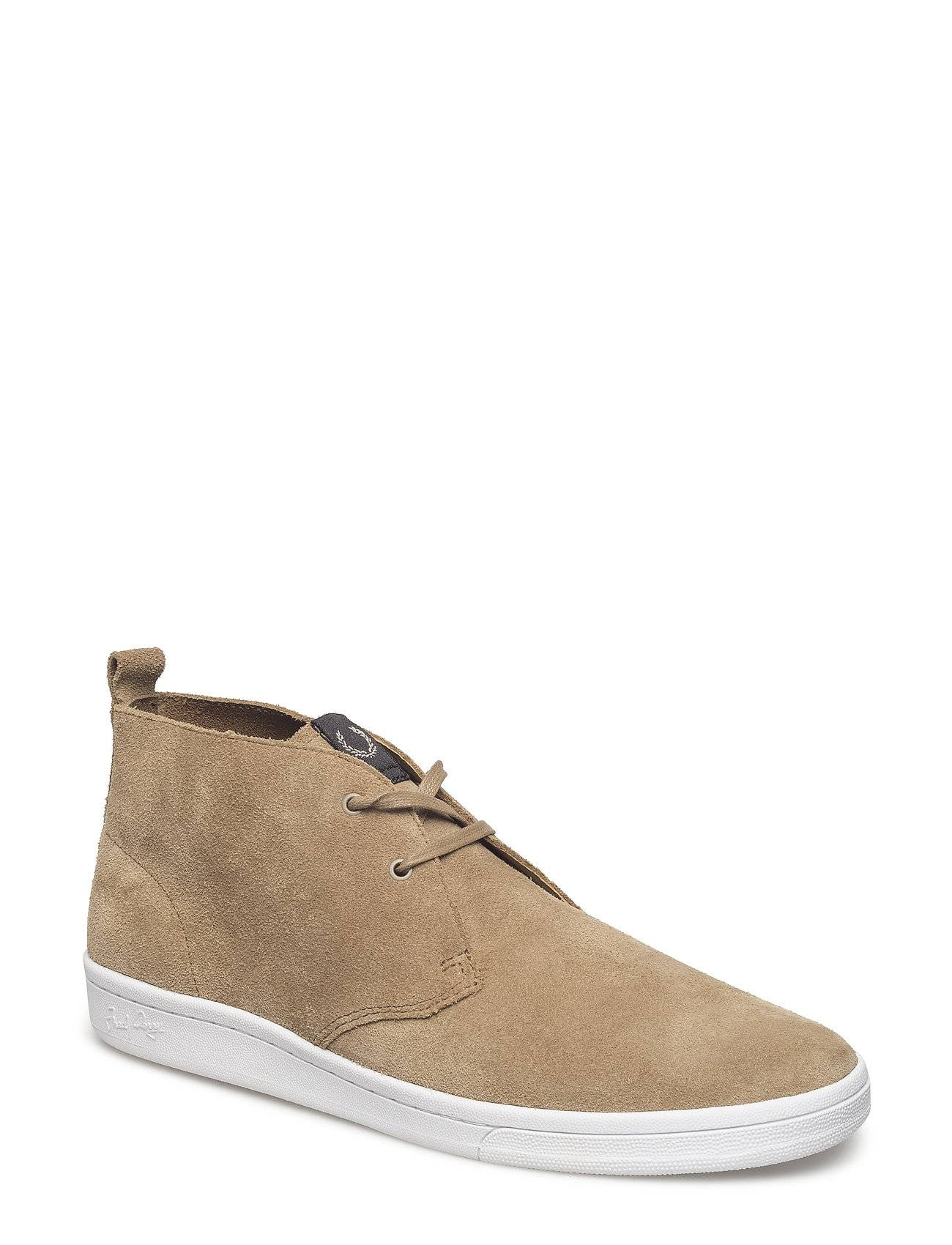 Fred Perry B721 X Gc Chukka Suede