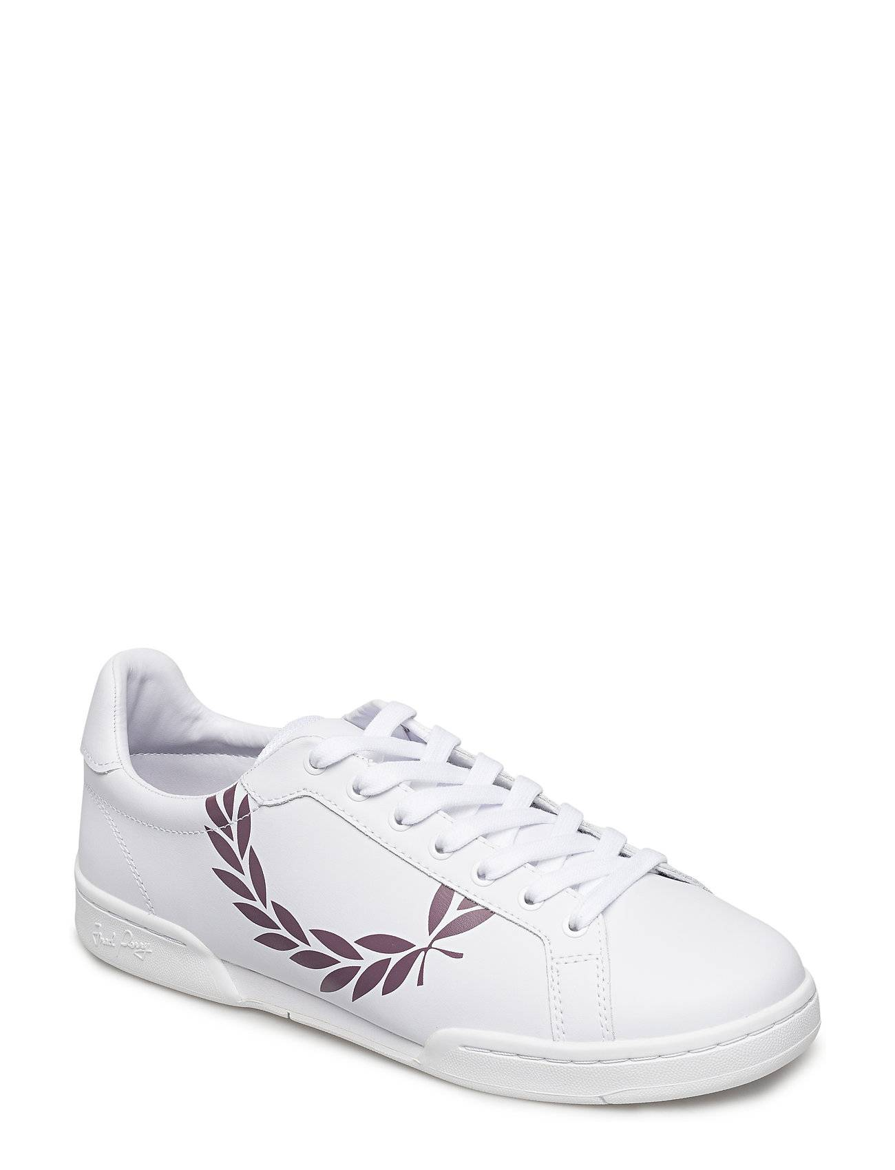 Fred Perry B7222 Printed Laurel Lth