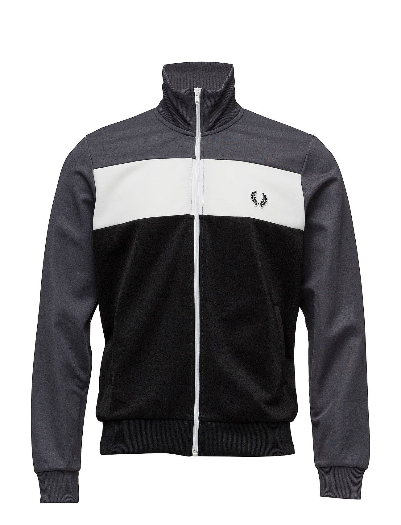 Fred Perry Col Block Track Jkt