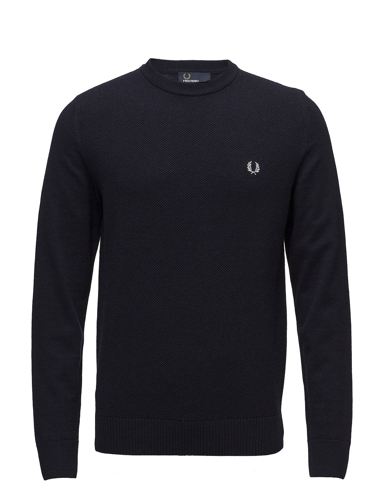 Fred Perry Pique C/N Sweater