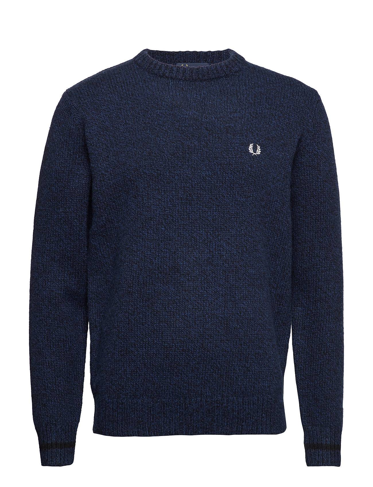 Fred Perry Tipped C/N Jumper
