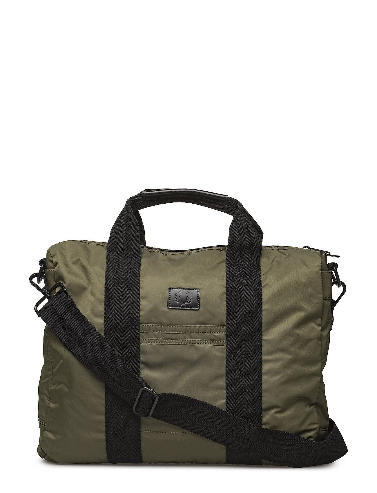 Fred Perry Nylon Work Bag