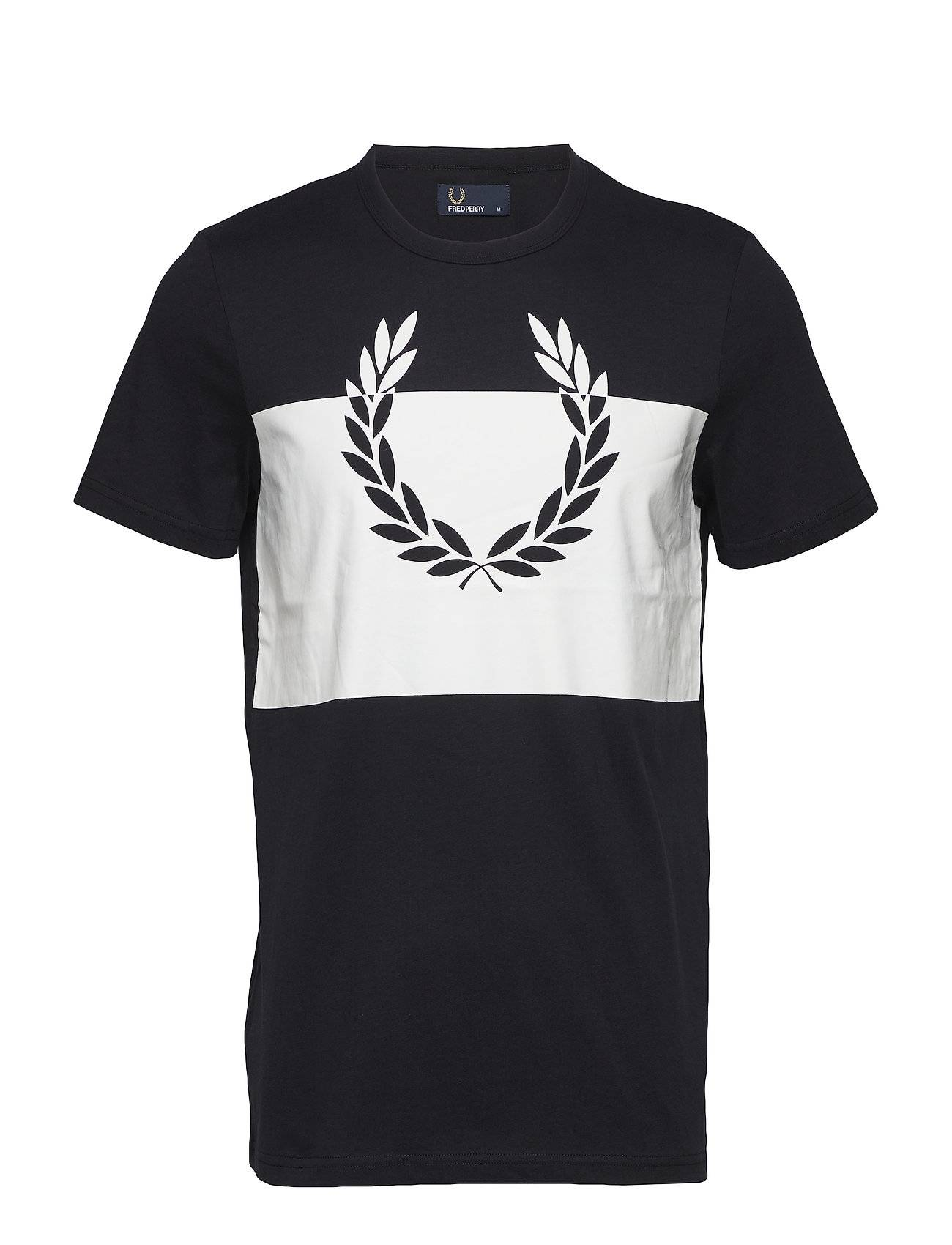 Fred Perry Laurel Print T-Shirt