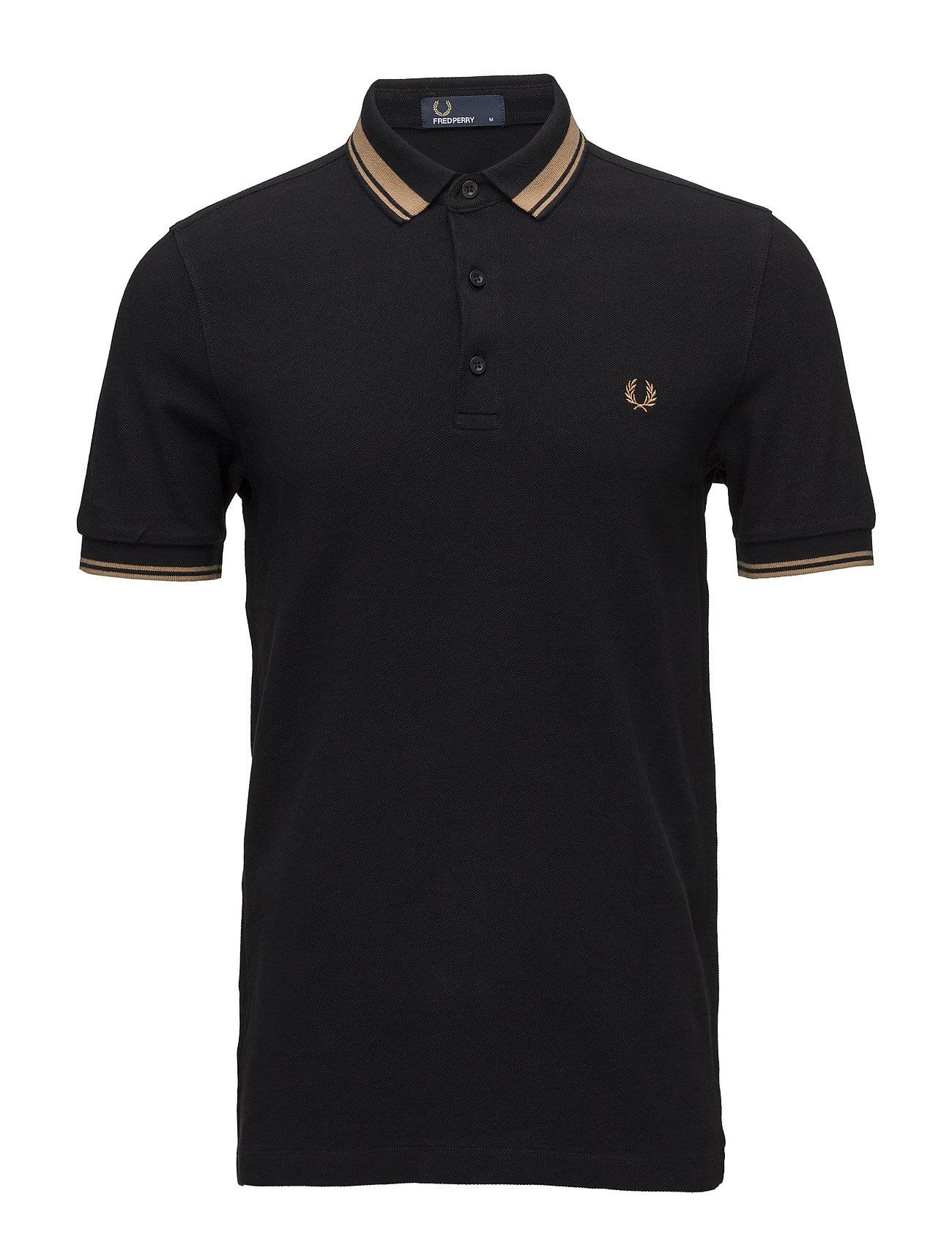 Fred Perry Contrast Pique Shirt