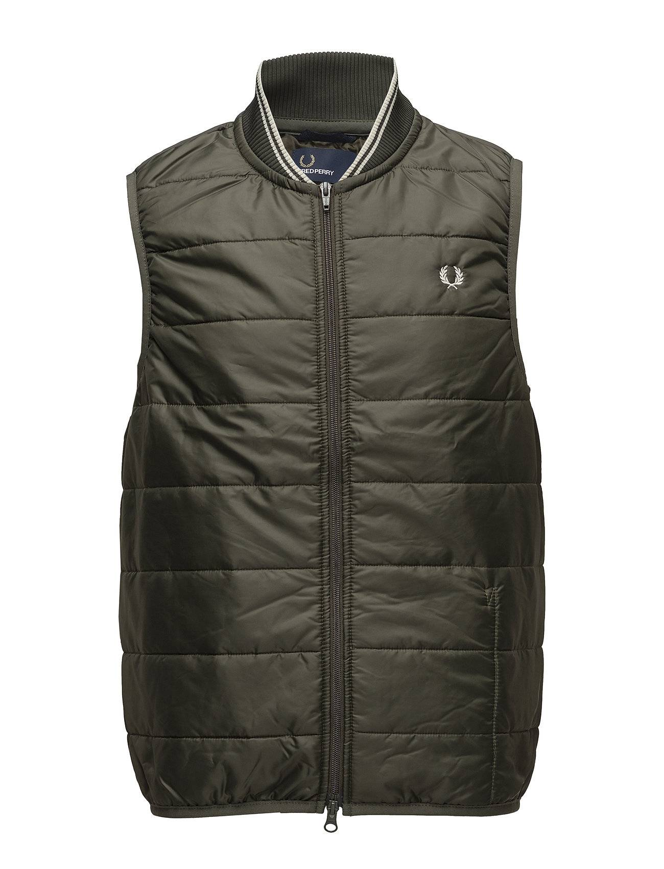 Fred Perry Lavenham Quilted Gilet