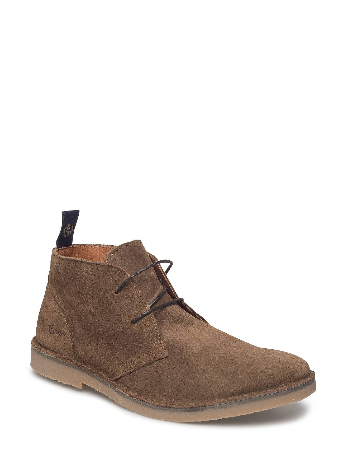Henri Lloyd Dover Boot Suede