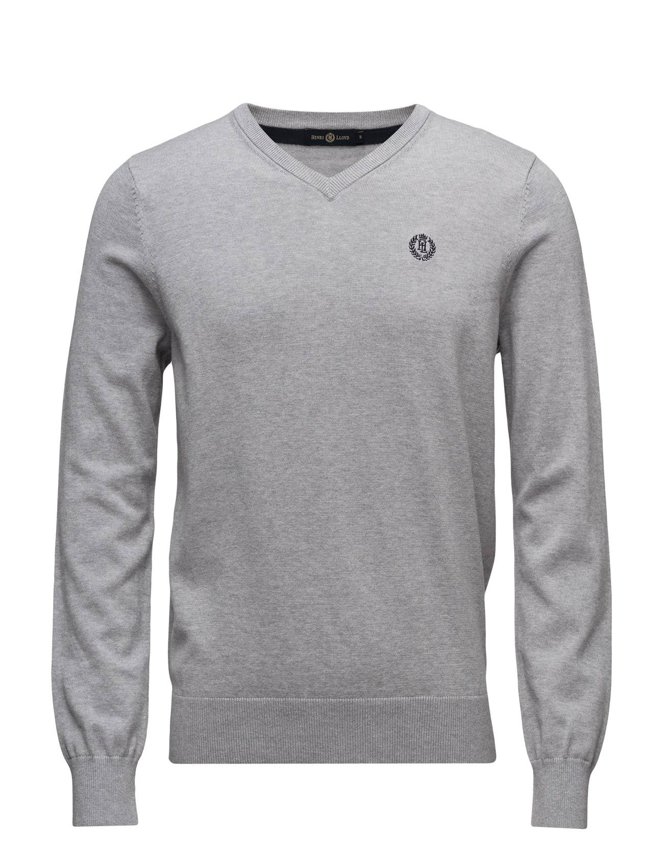 Henri Lloyd Moray Regular V Neck Knit