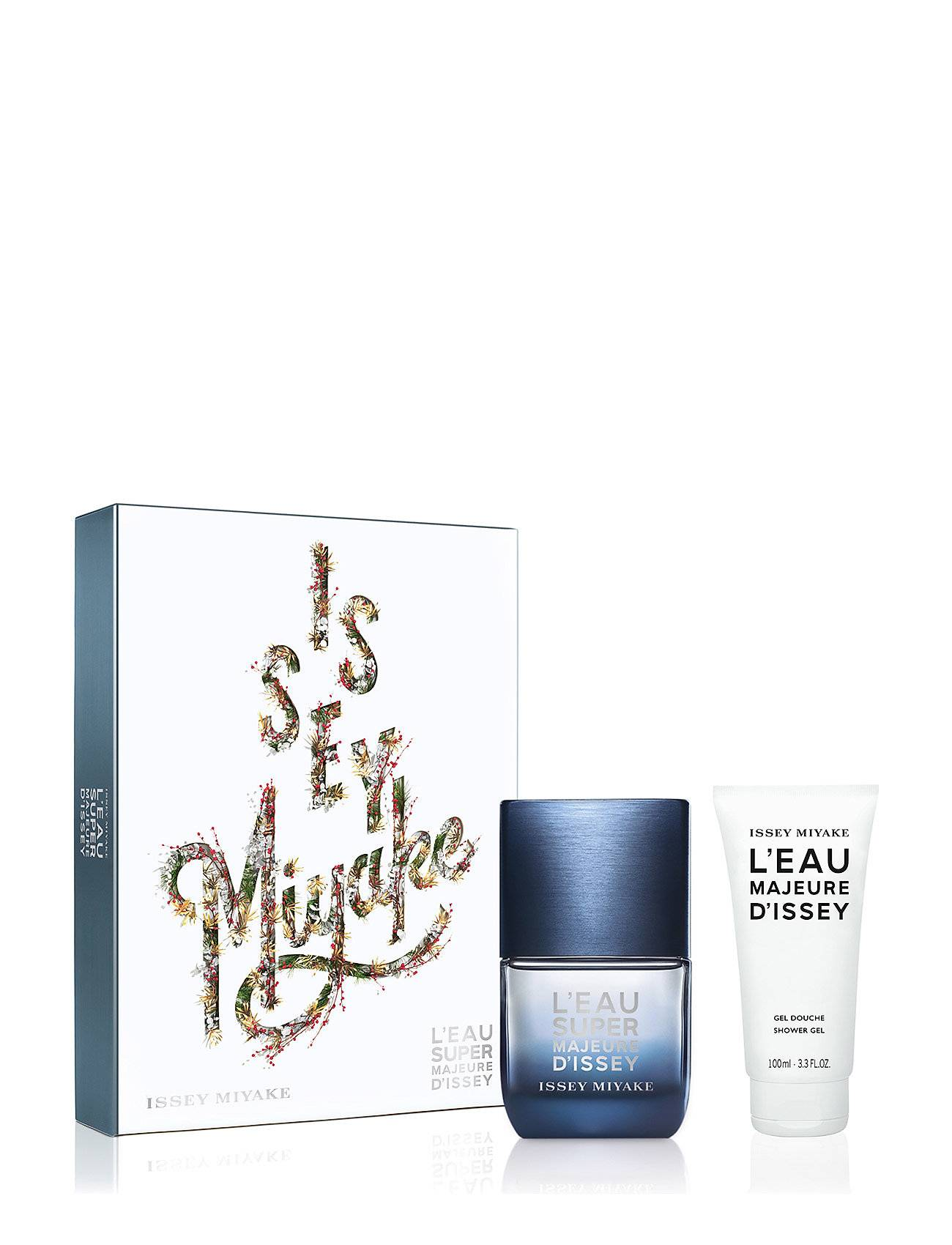 Issey Miyake L'Eau Super Majeure Edt50ml/Sg100ml