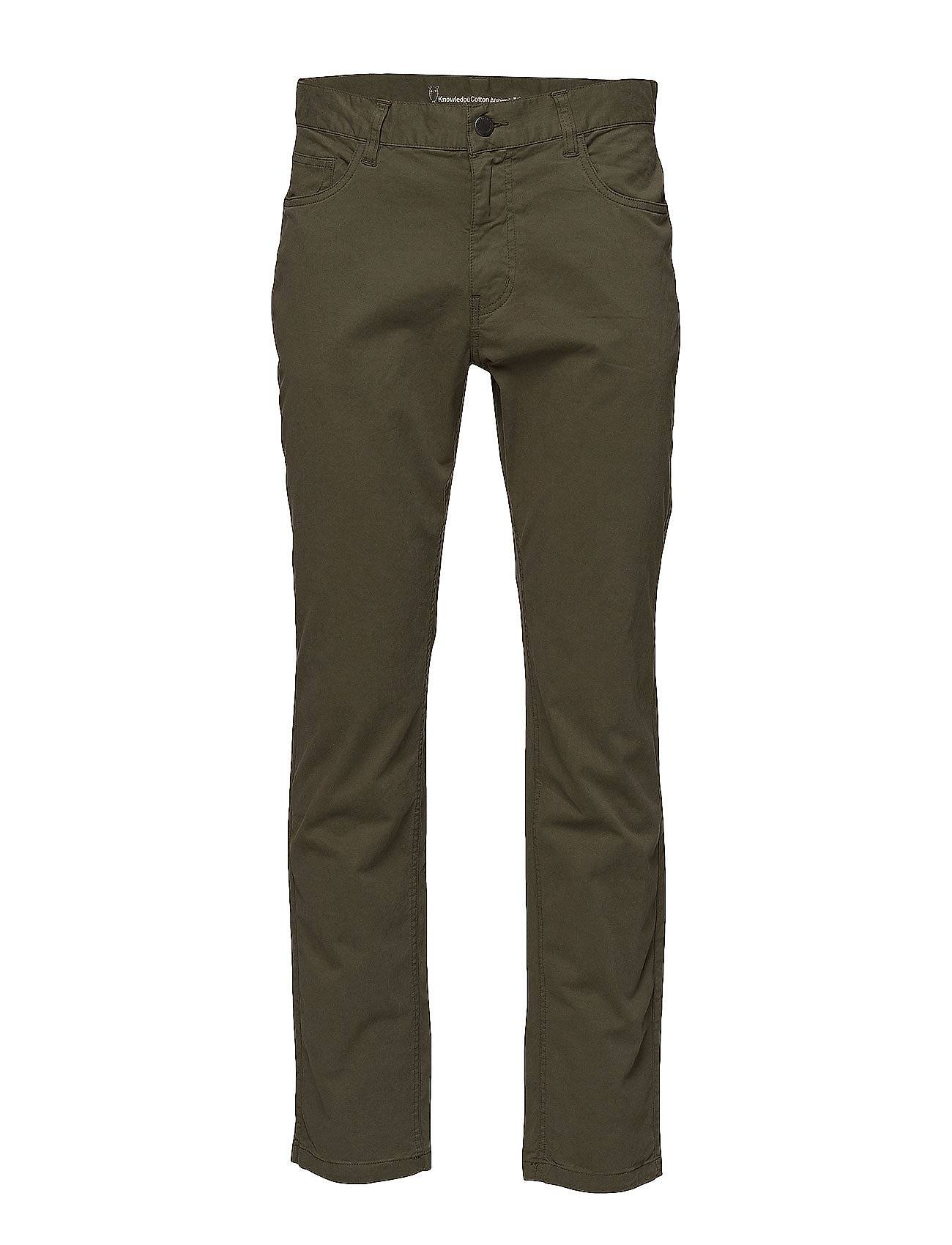 Knowledge Cotton Apparel 5-Pocket Stretched Jeans - Gots