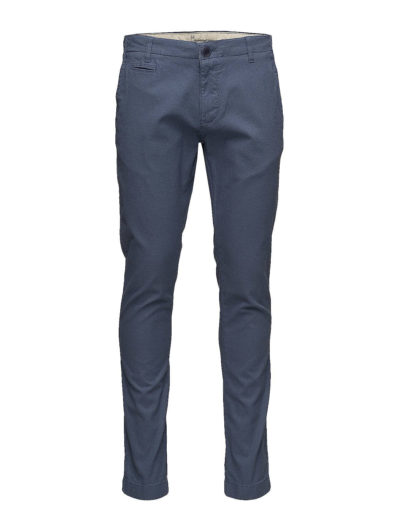 Knowledge Cotton Apparel Fabric Dyed Chino Pant  - Gots