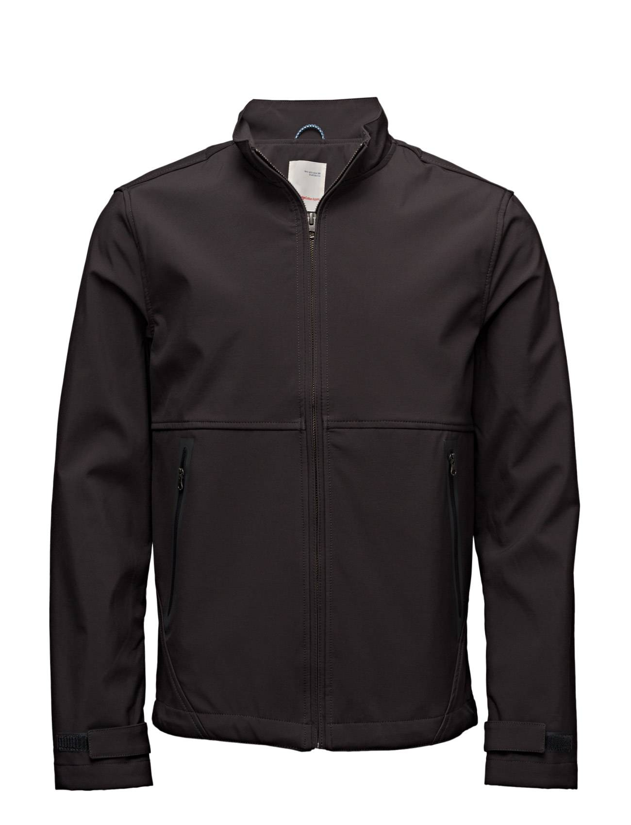 Knowledge Cotton Apparel Soft Shell Jacket - Grs