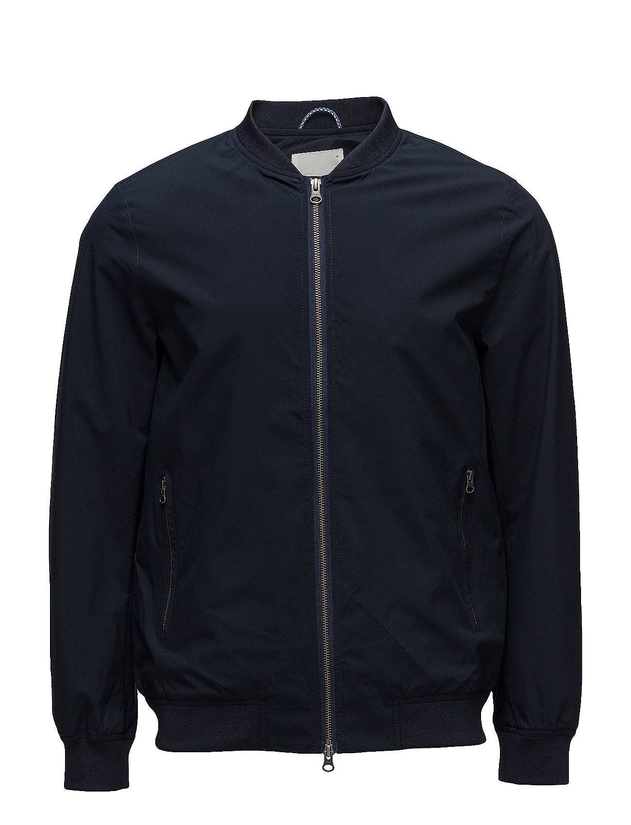 Knowledge Cotton Apparel Funtional Bomber Jacket - Yes