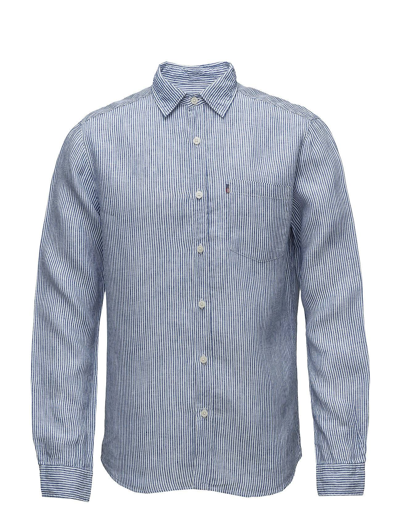 Lexington Clothing Ryan Linen Shirt
