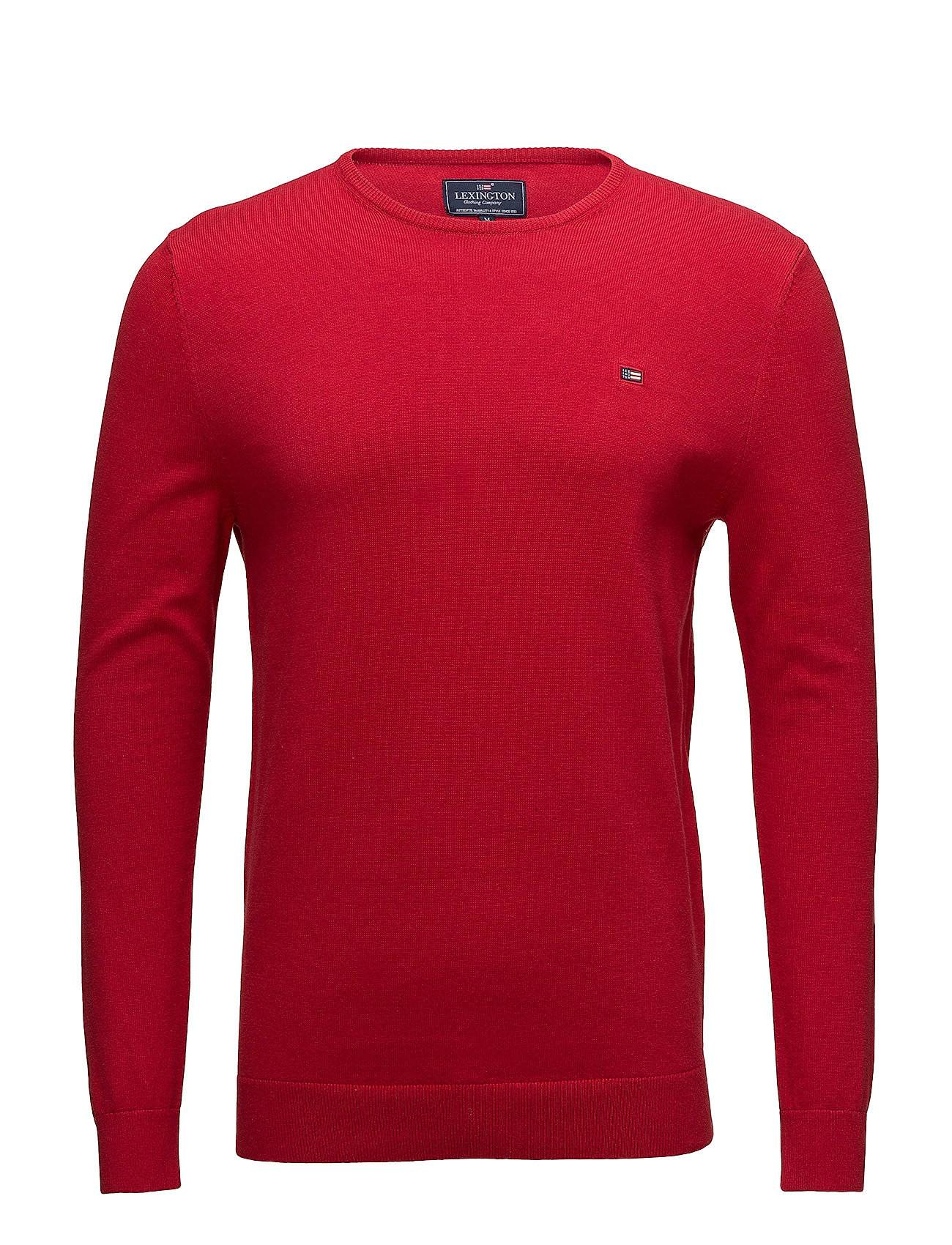 Lexington Clothing Bradley Crewneck Sweater
