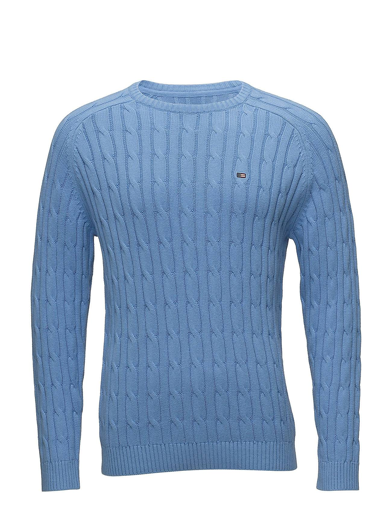 Lexington Clothing Andrew Cotton Cable Sweater