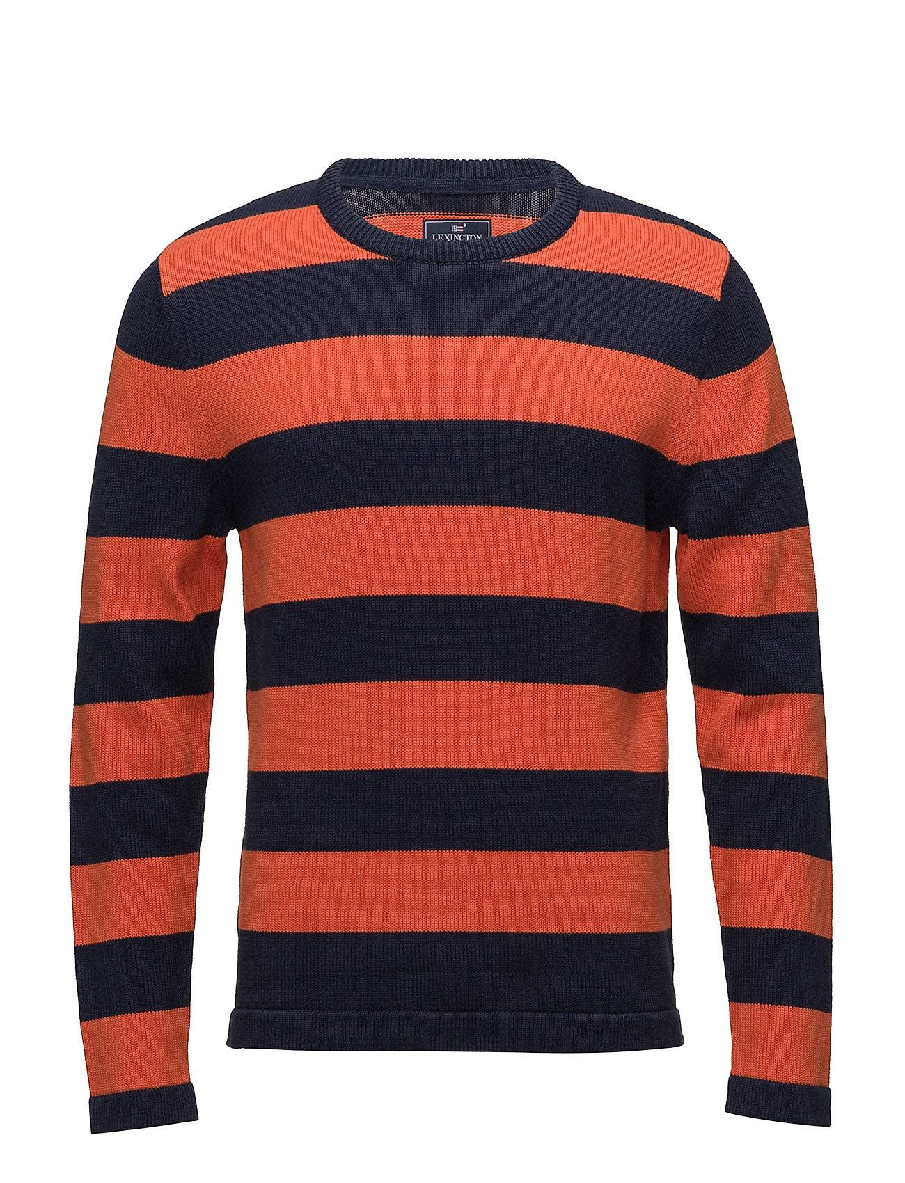 Lexington Clothing Lincoln Striped Sweater