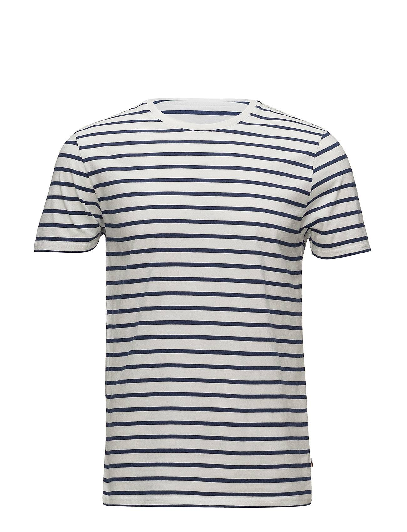 Lexington Clothing Mick Striped Tee