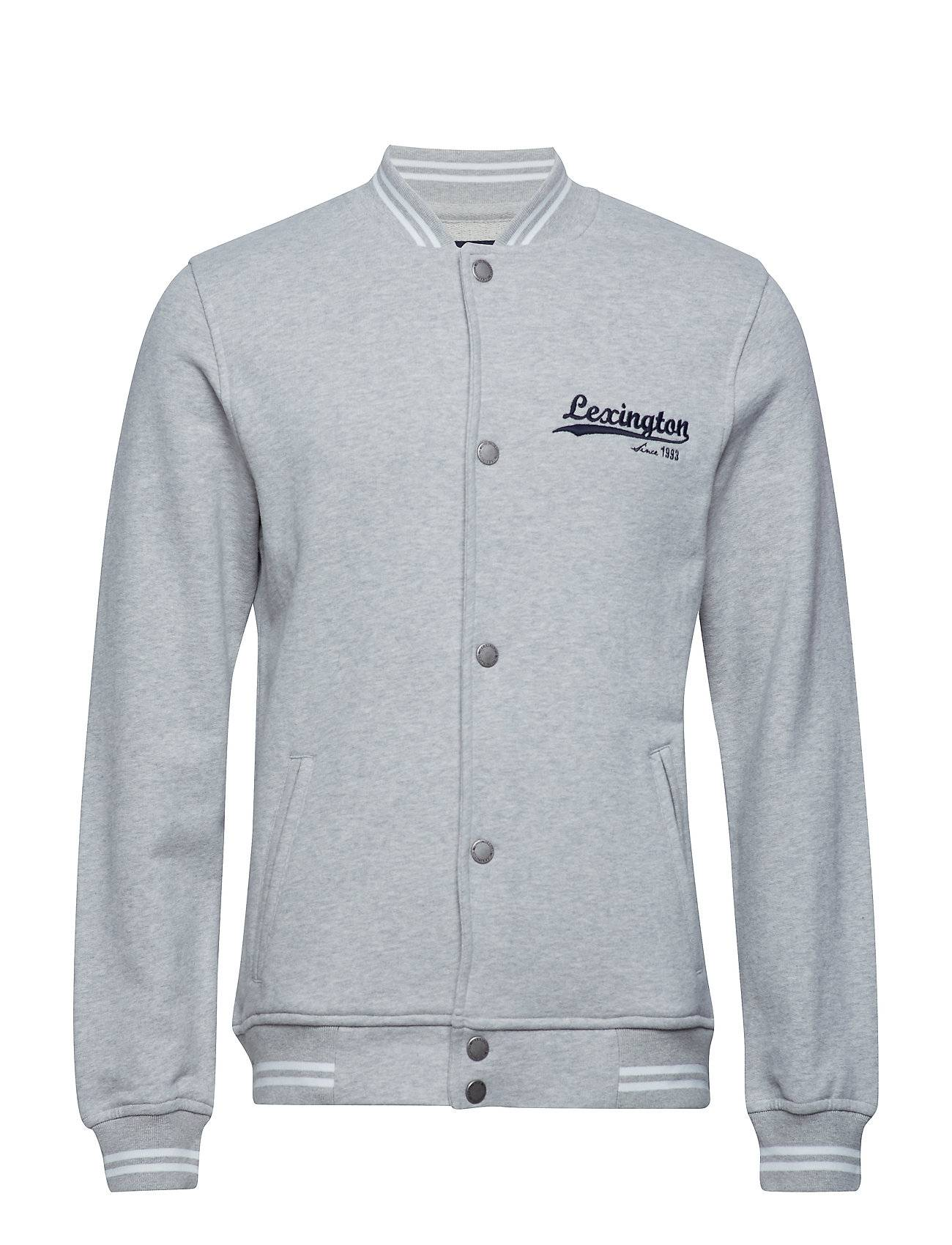 Lexington Clothing Jamie Baseball Sweater