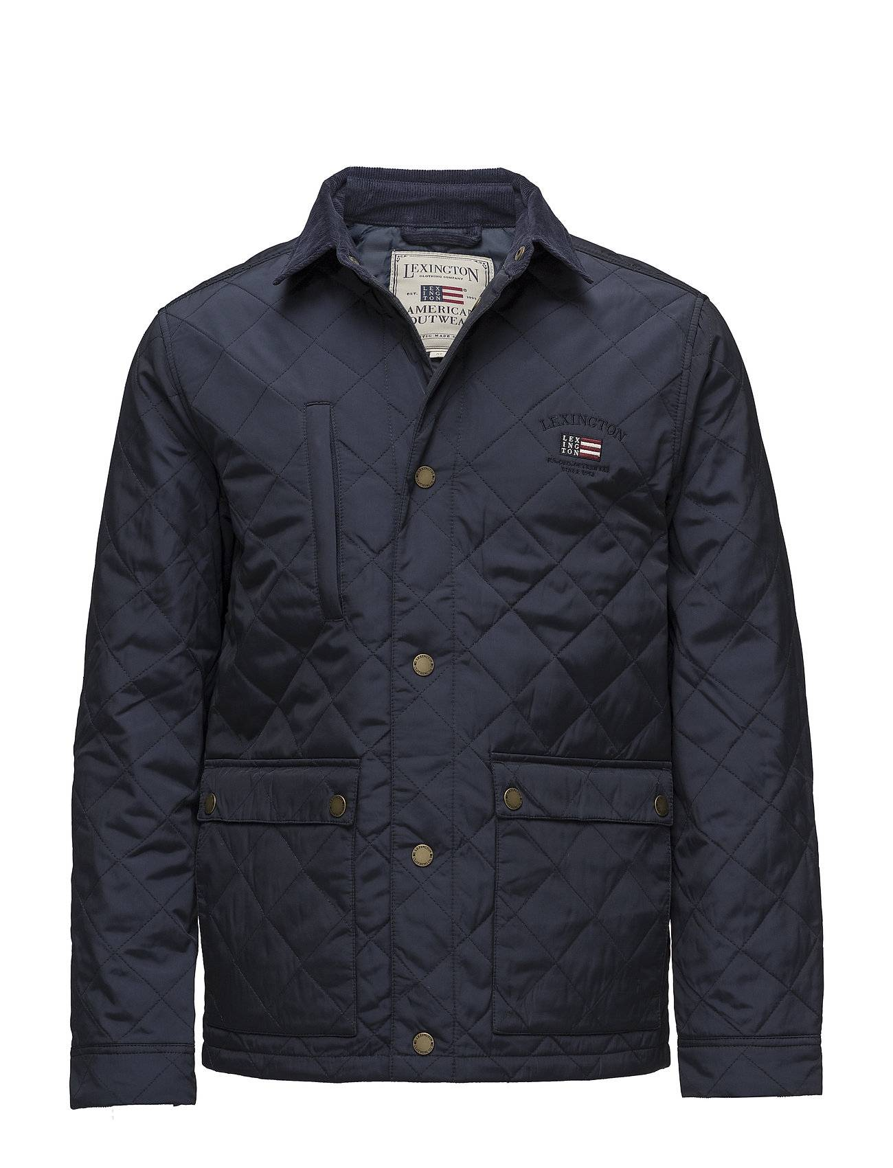 Lexington Clothing Hunter Quilted Jacket