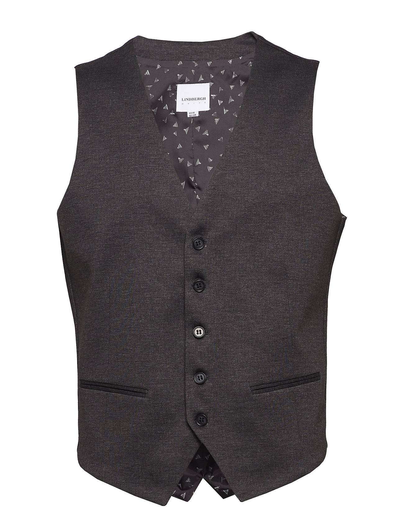 Lindbergh Waistcoat For Knitted Suit