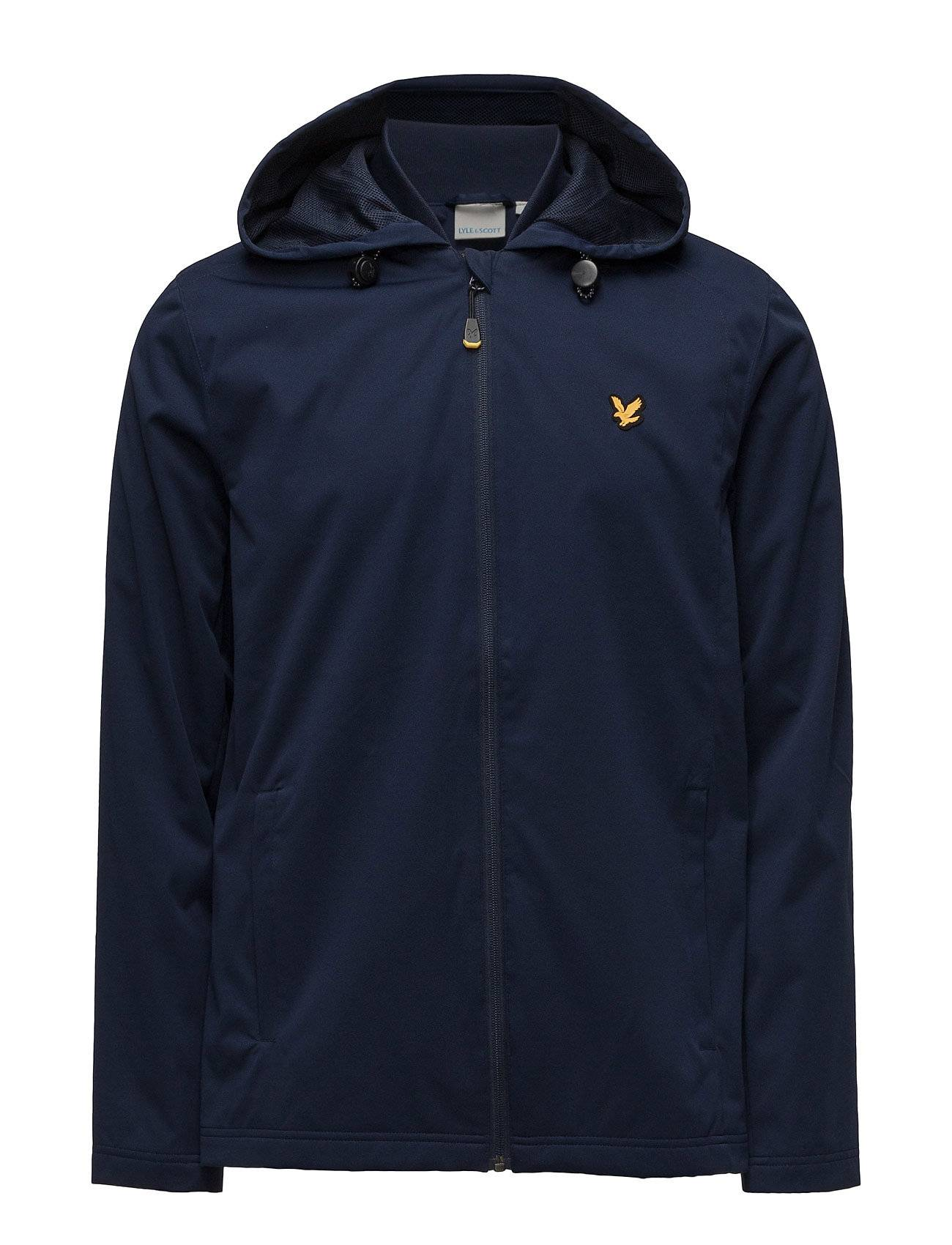 Scott Bennett Hooded Running Jacket