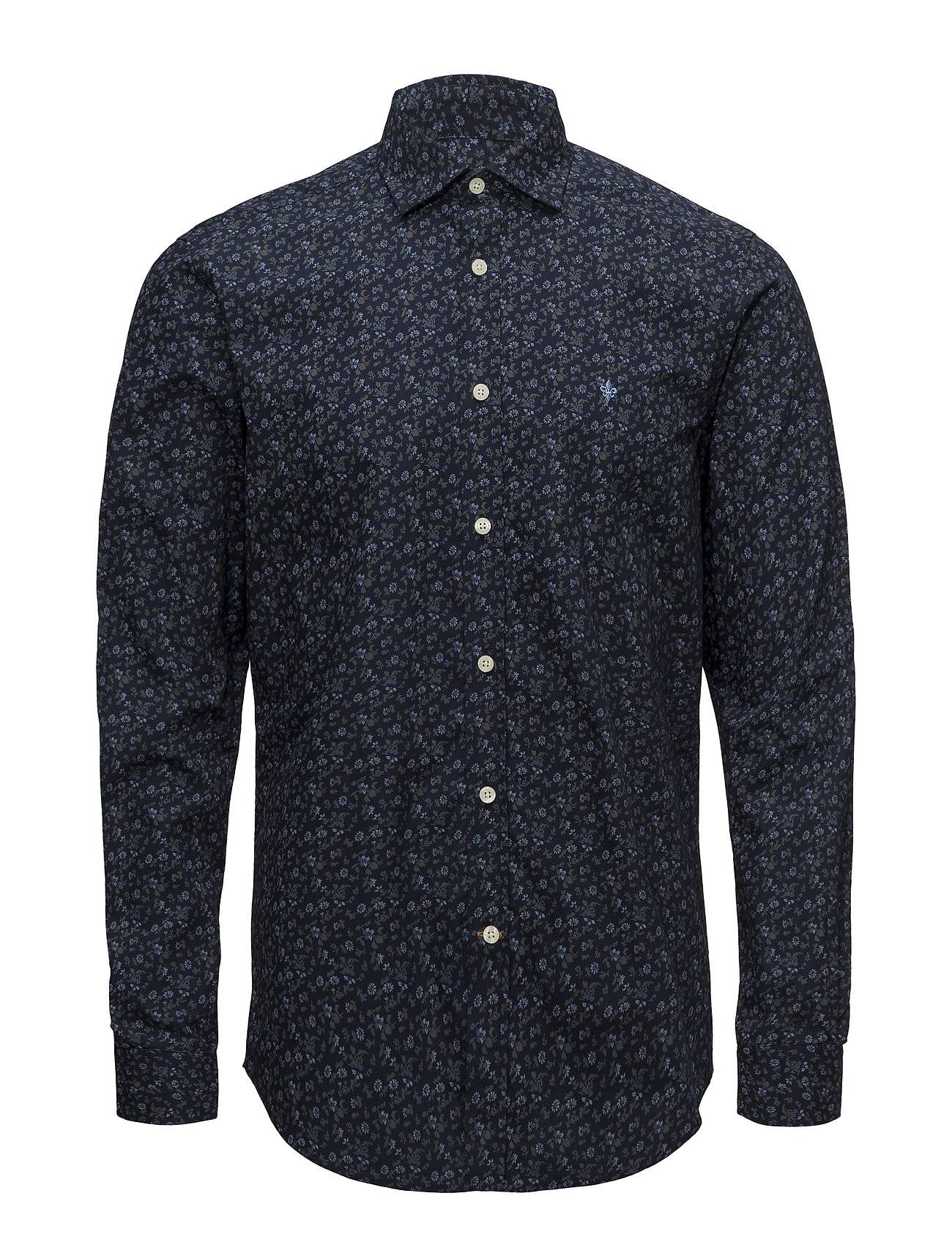 Morris Blaine Spread Collar Shirt