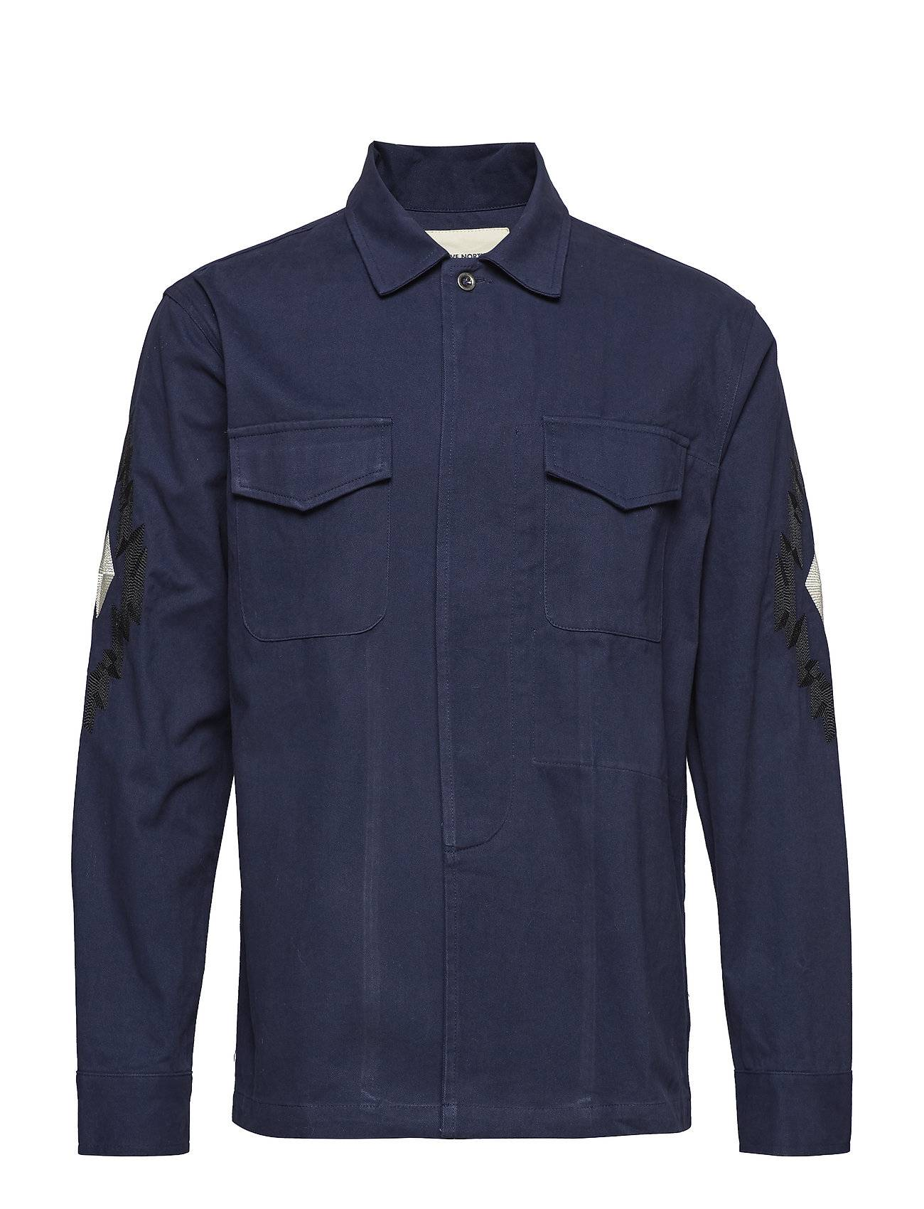 Native North Field Thistle Overshirt