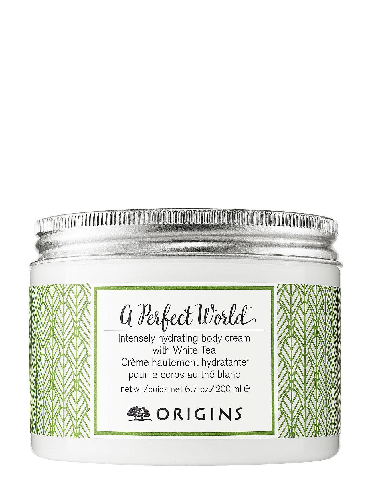 Origins A Perfect World™ Intensly Hydrating Body Cream With White