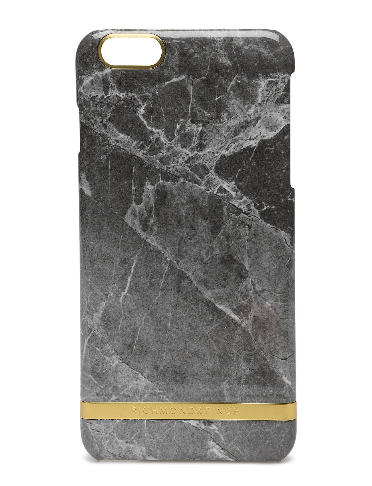 Richmond & Finch Grey Marble Glossy Iphone 6plus