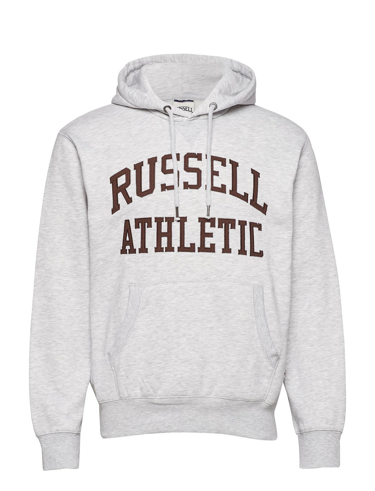 Russell Athletic Ru Pull Over Tackle Twill Hoody