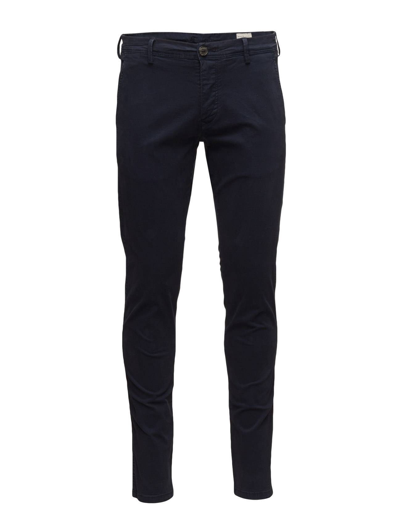 Selected Homme Slhskinny-Luca Navy Pants W Noos
