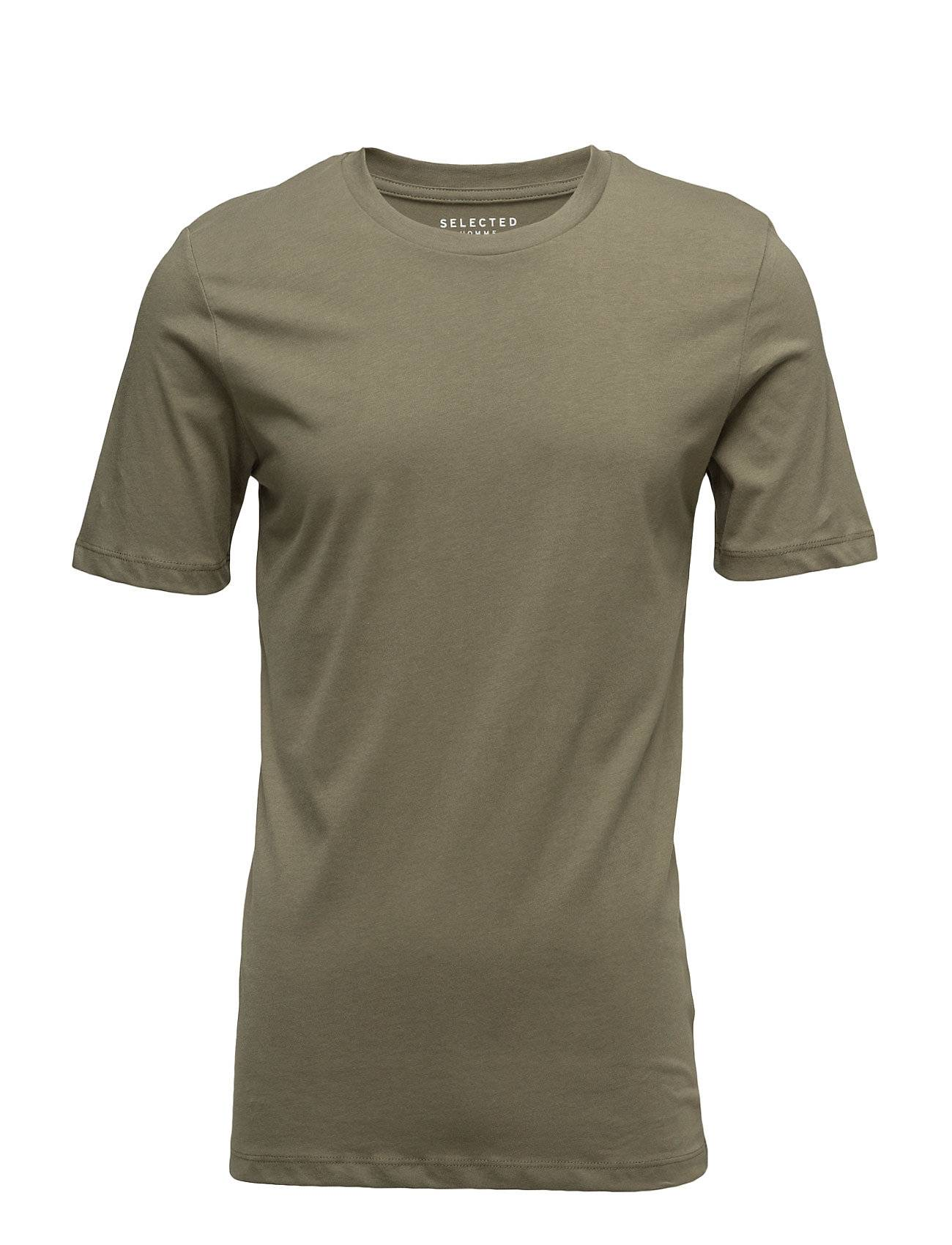 Selected Homme Slhtheperfect Ss O-Neck Tee B Noos