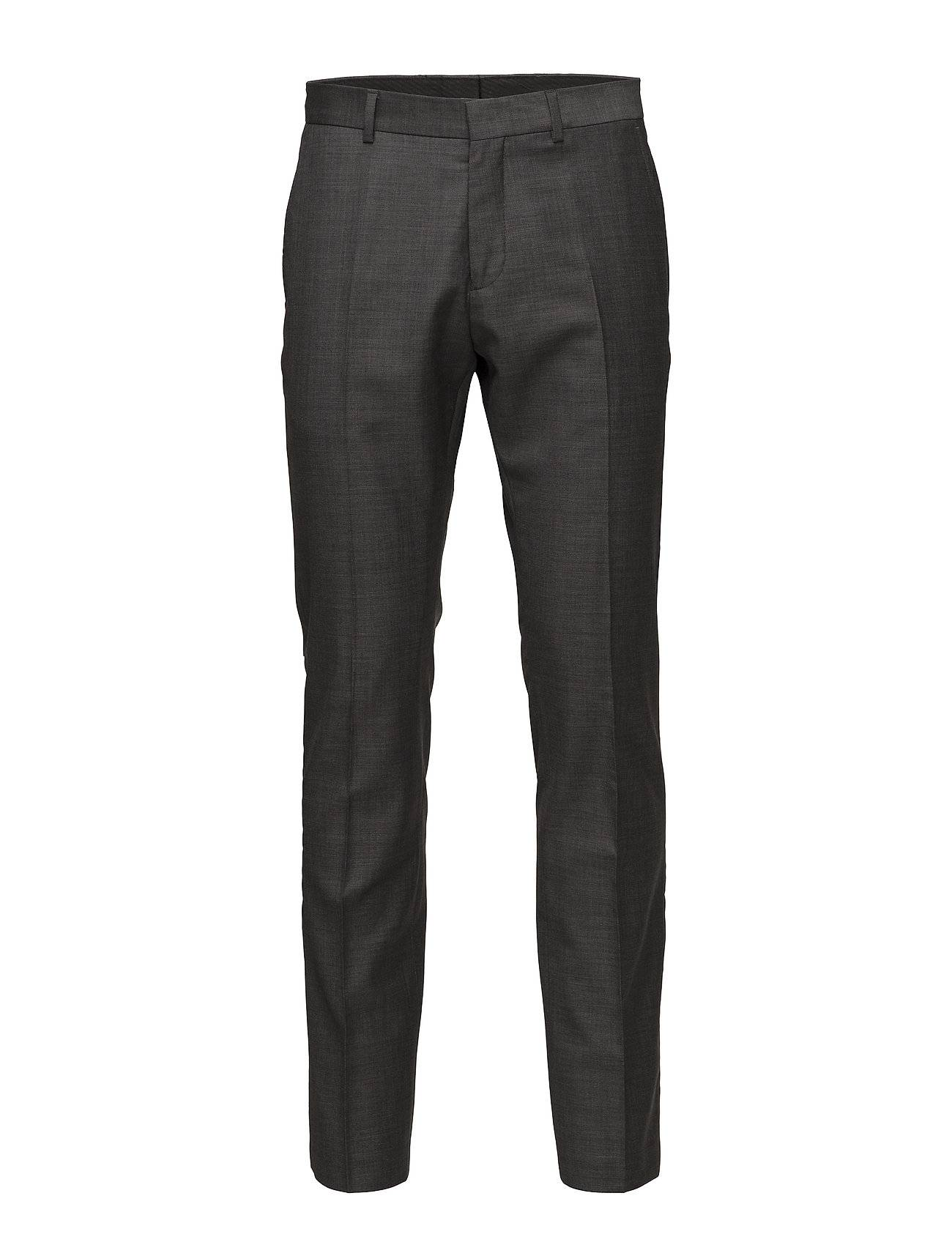 Selected Homme Slhslim-Mylobiga Grey Trouser B Noos