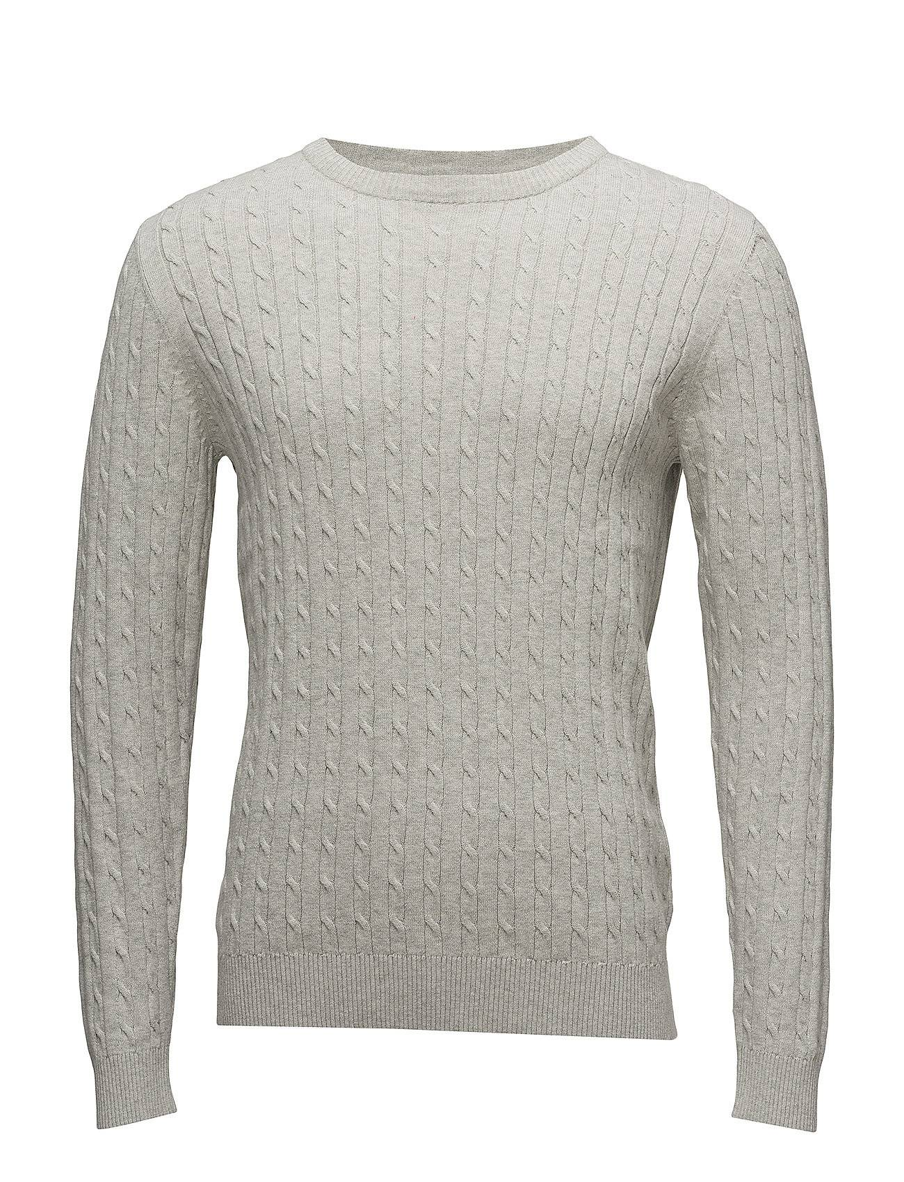 Selected Homme Slhclayton Crew Neck W Noos