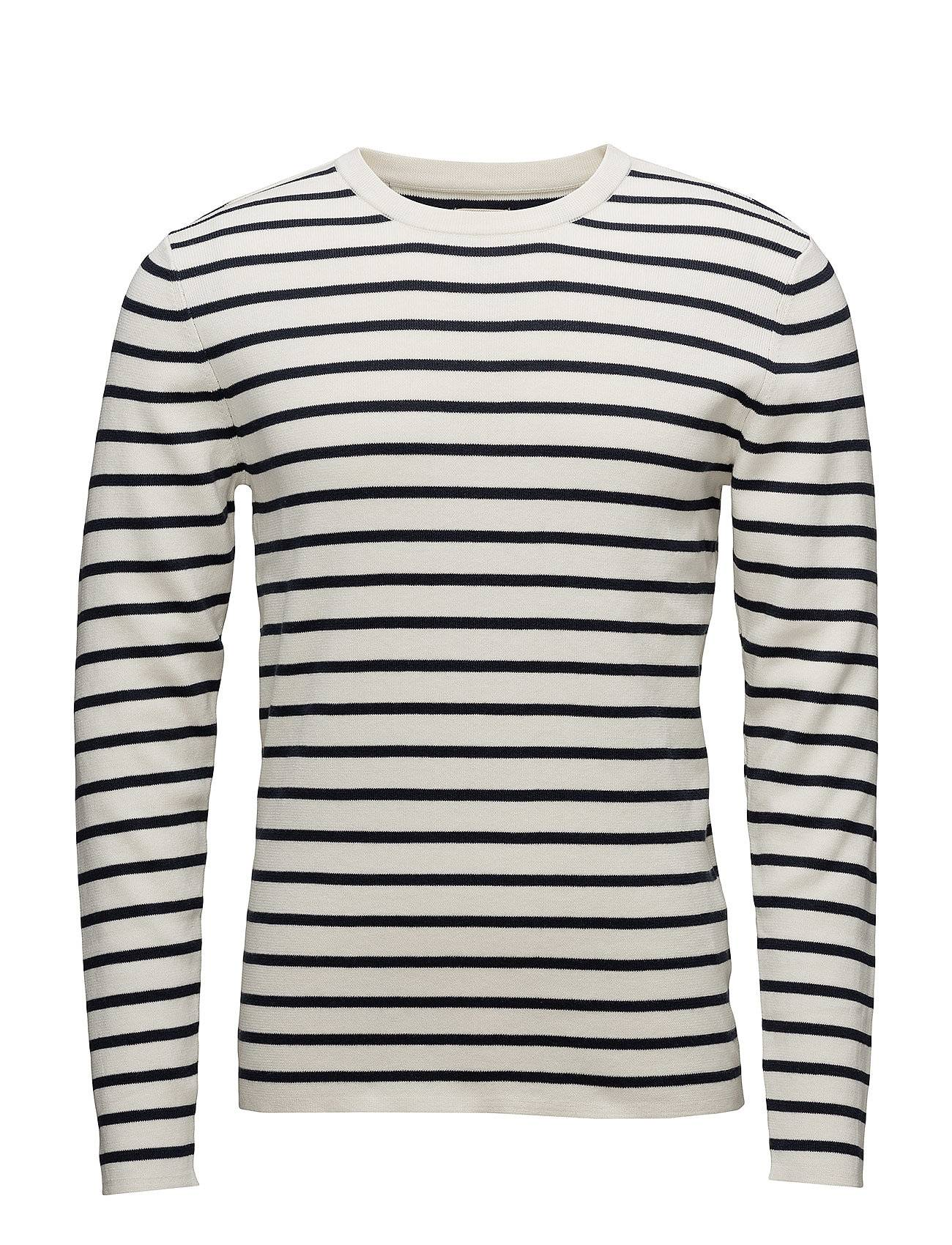 Selected Homme Slhsailor Crew Neck W Noos