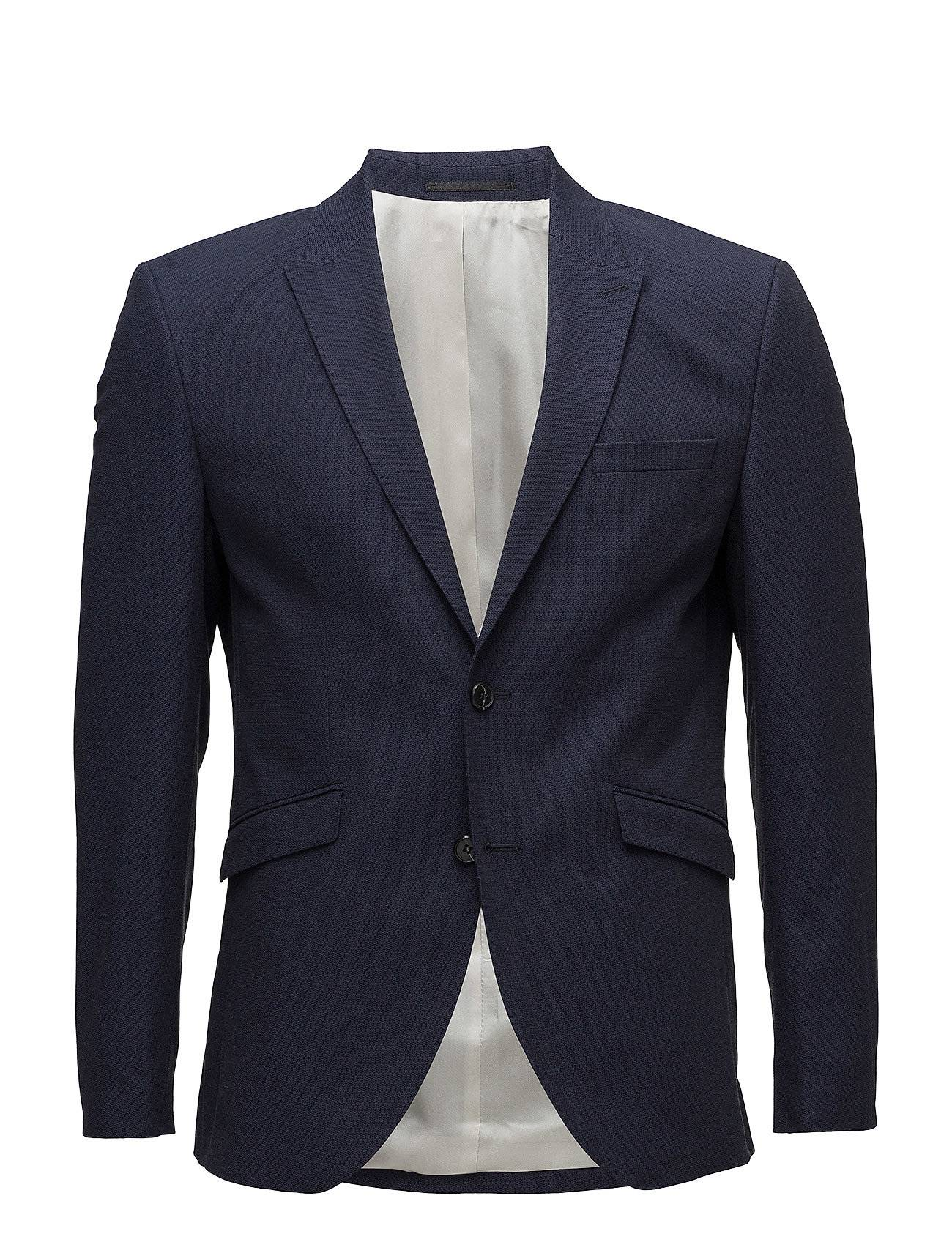 Selected Homme Shdone-Peak Marco Navy Blazer