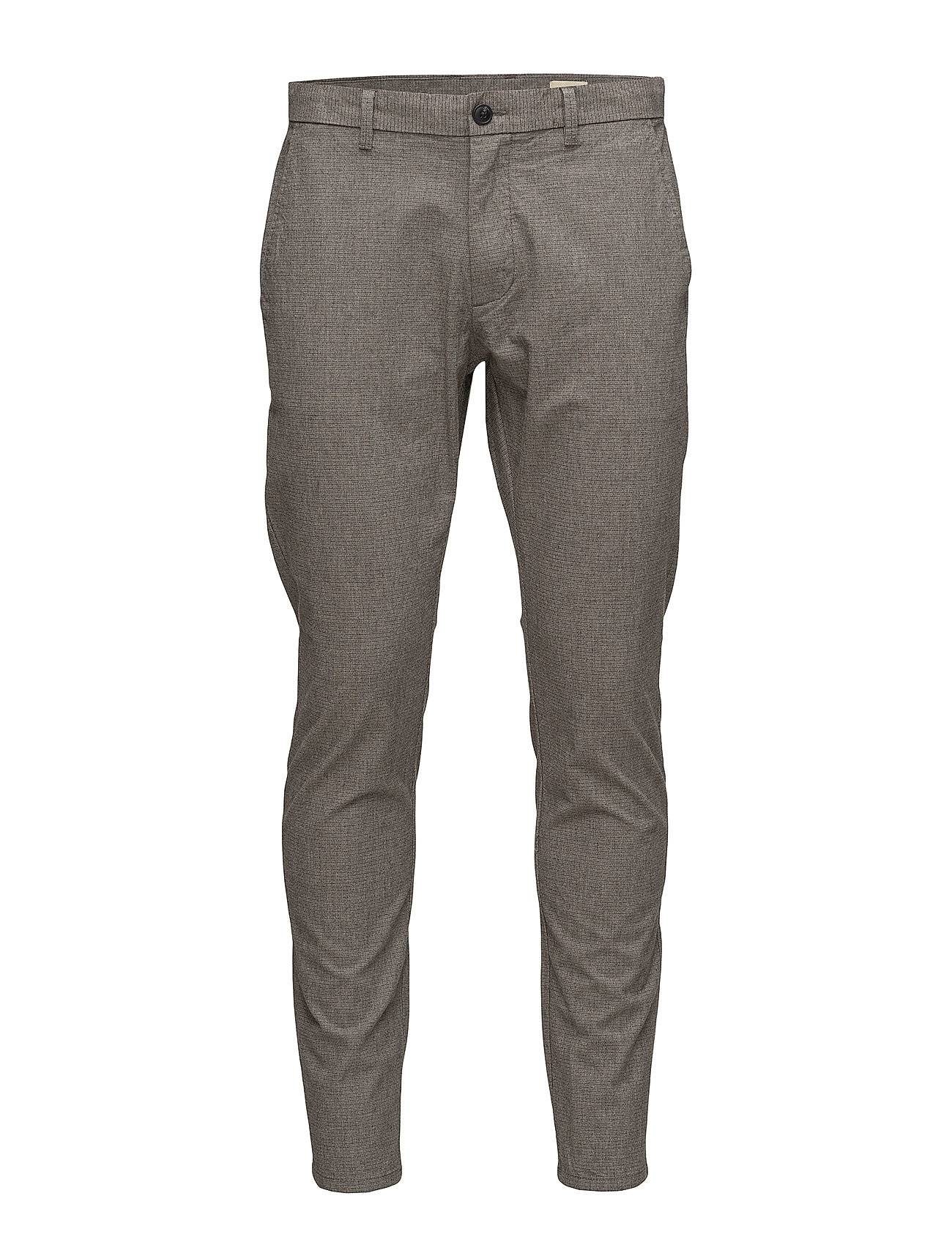 Selected Homme Shharval Sand Mix Slim St Pants Noos