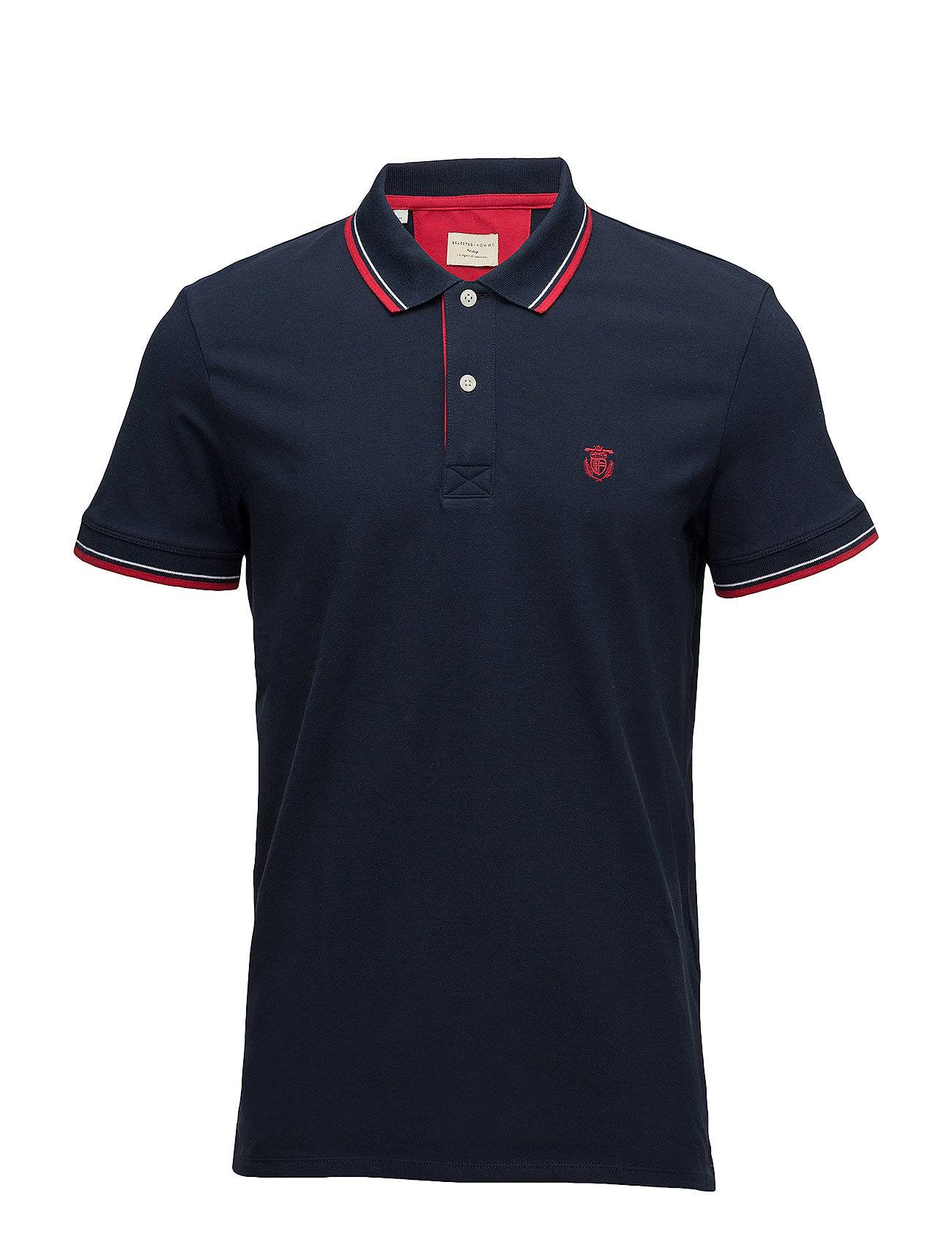 Selected Homme Slhnewseason Ss Polo W Noos