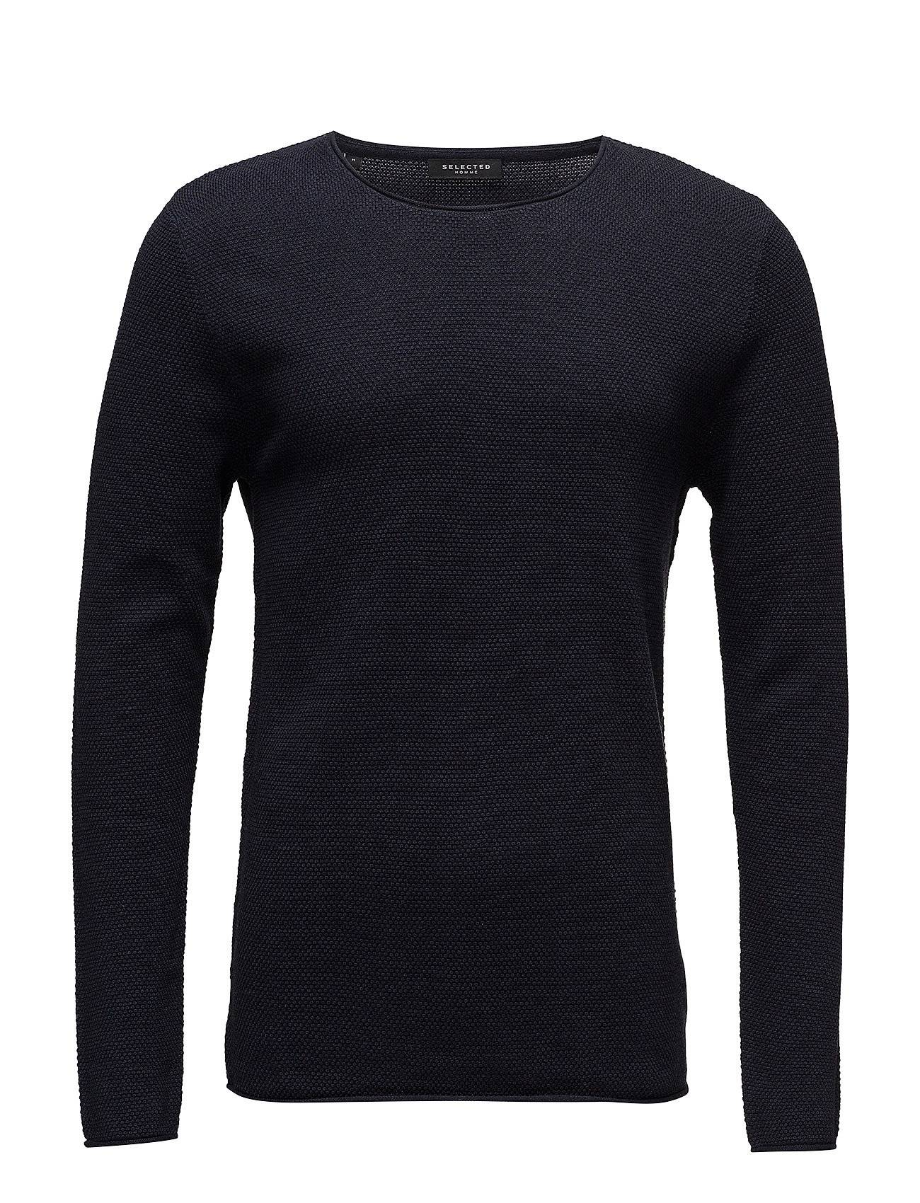 Selected Homme Slhrocky Crew Neck B Noos