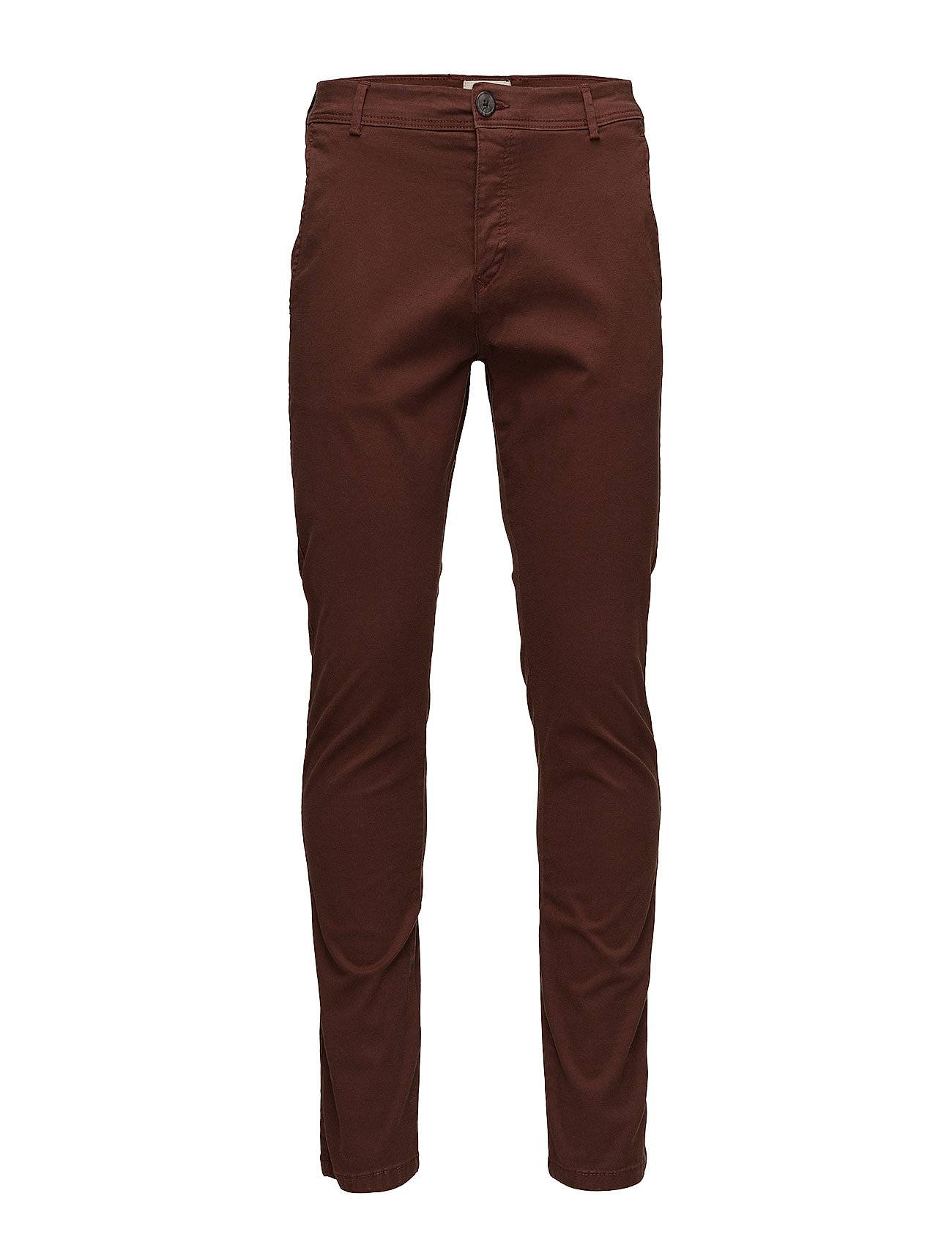 Selected Homme Slhskinny-Luca B. Chocolate Pants W Noos
