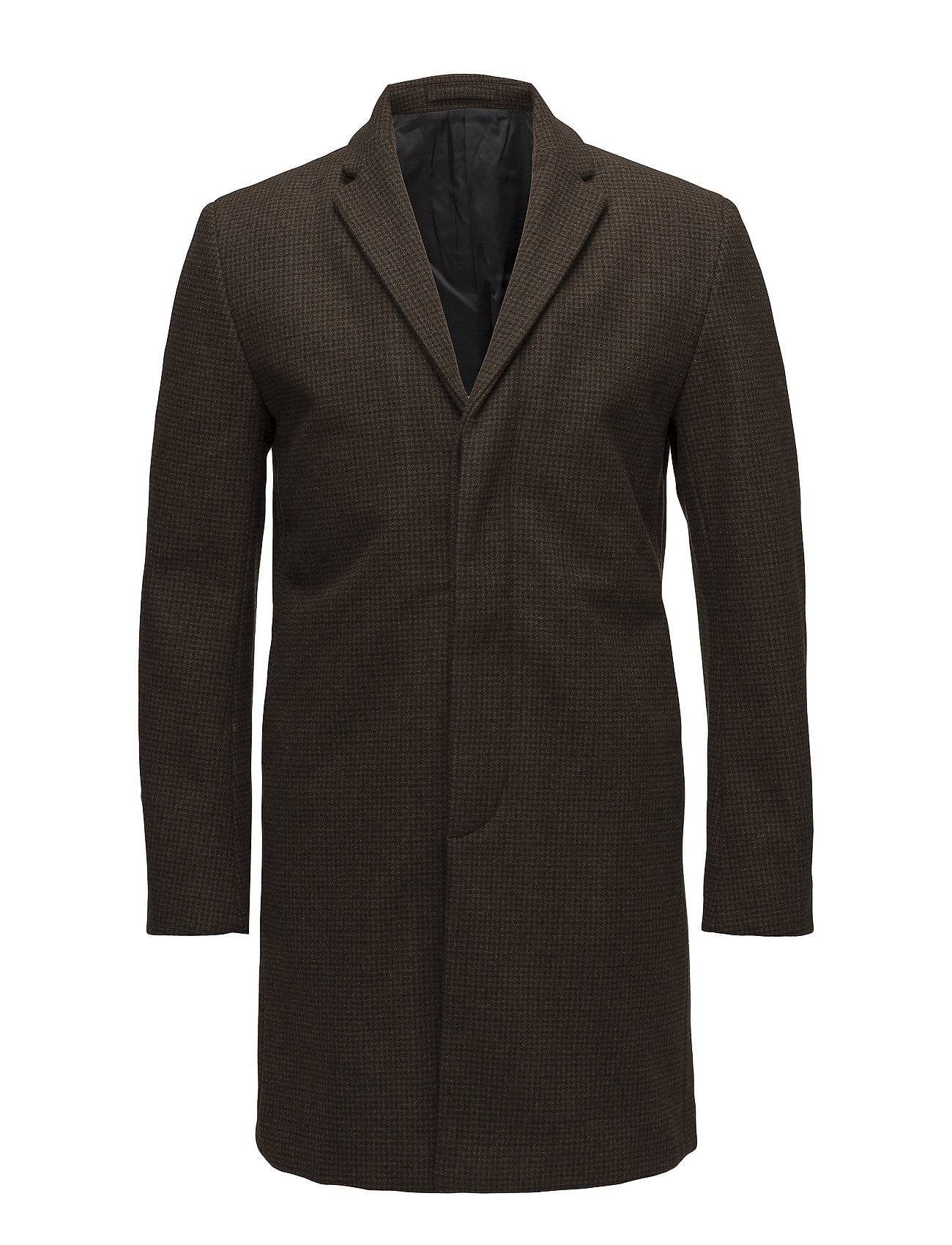 Selected Homme Slhbrove Wool Coat B