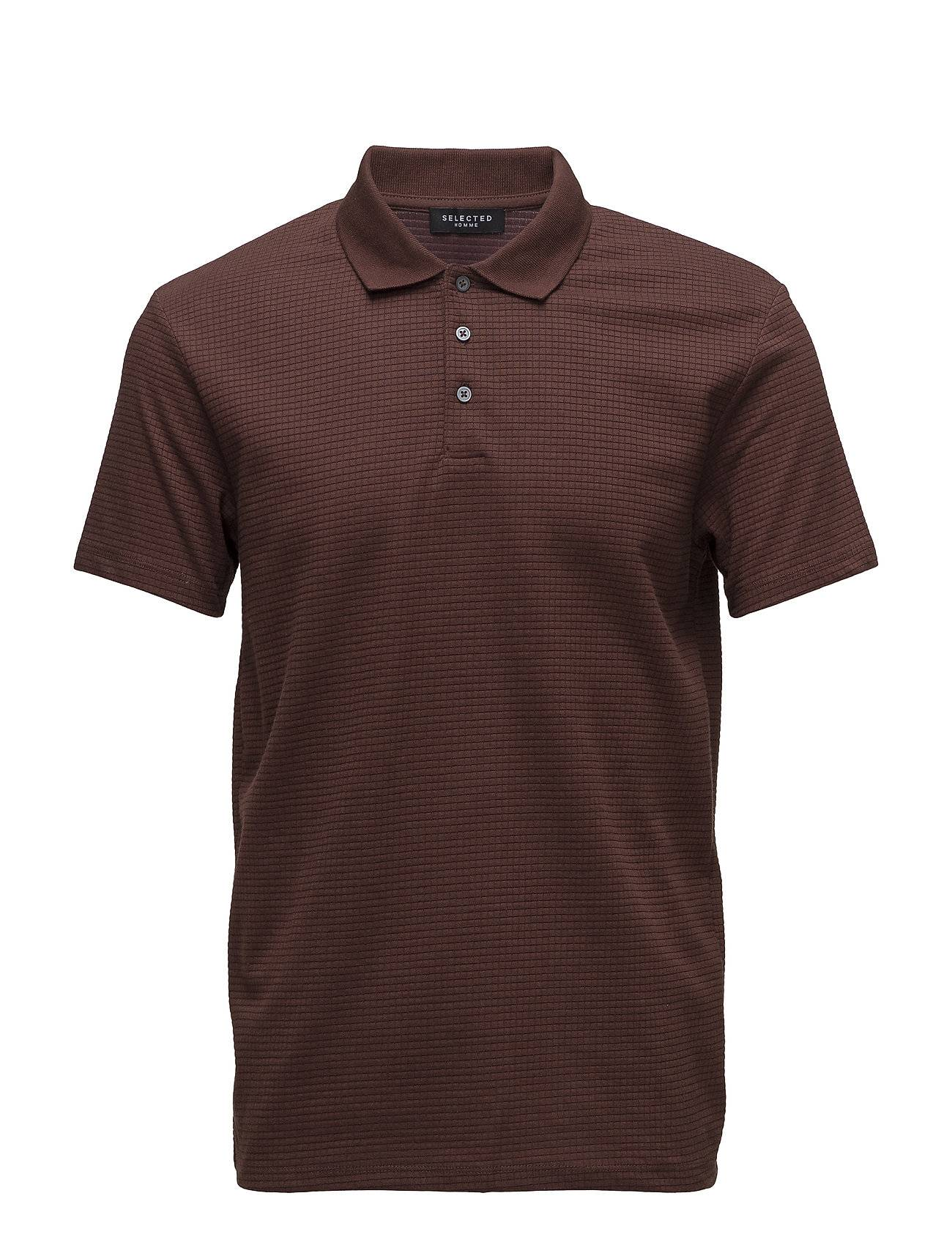 Selected Homme Slhjon Ss Polo B