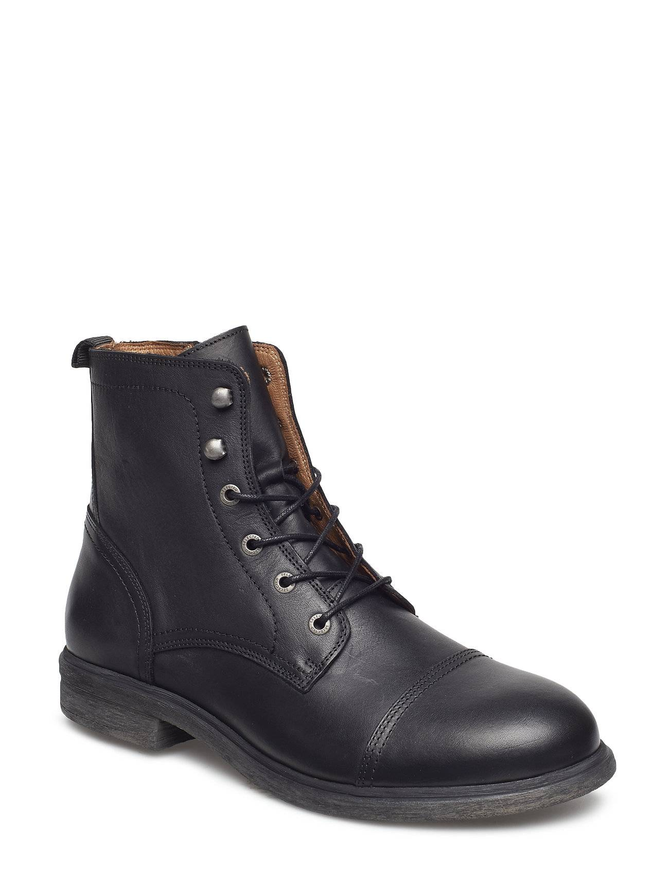 Selected Homme Slhterrel Leather Boot W Noos