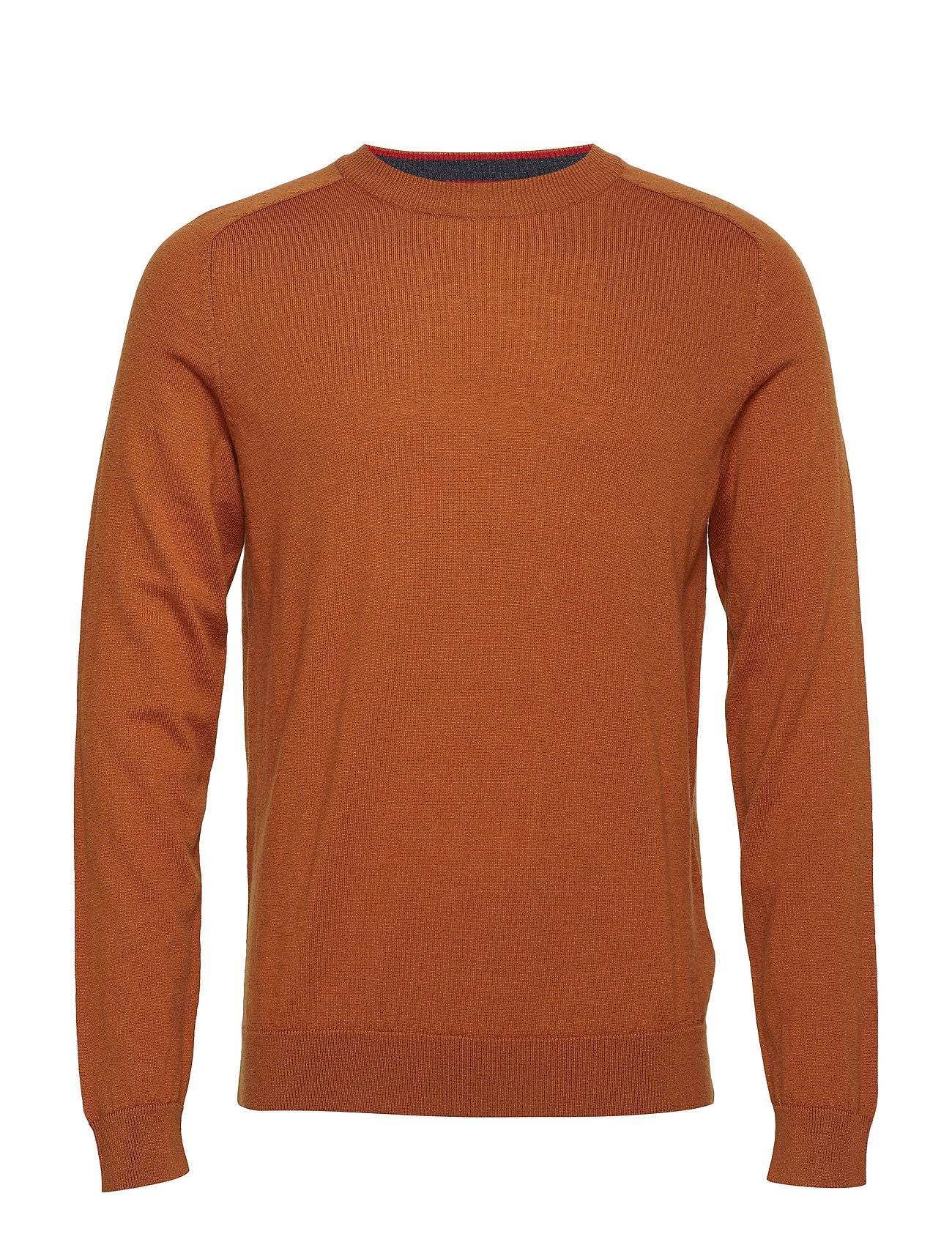 Selected Homme Slhnewblade Silk Crew Neck B