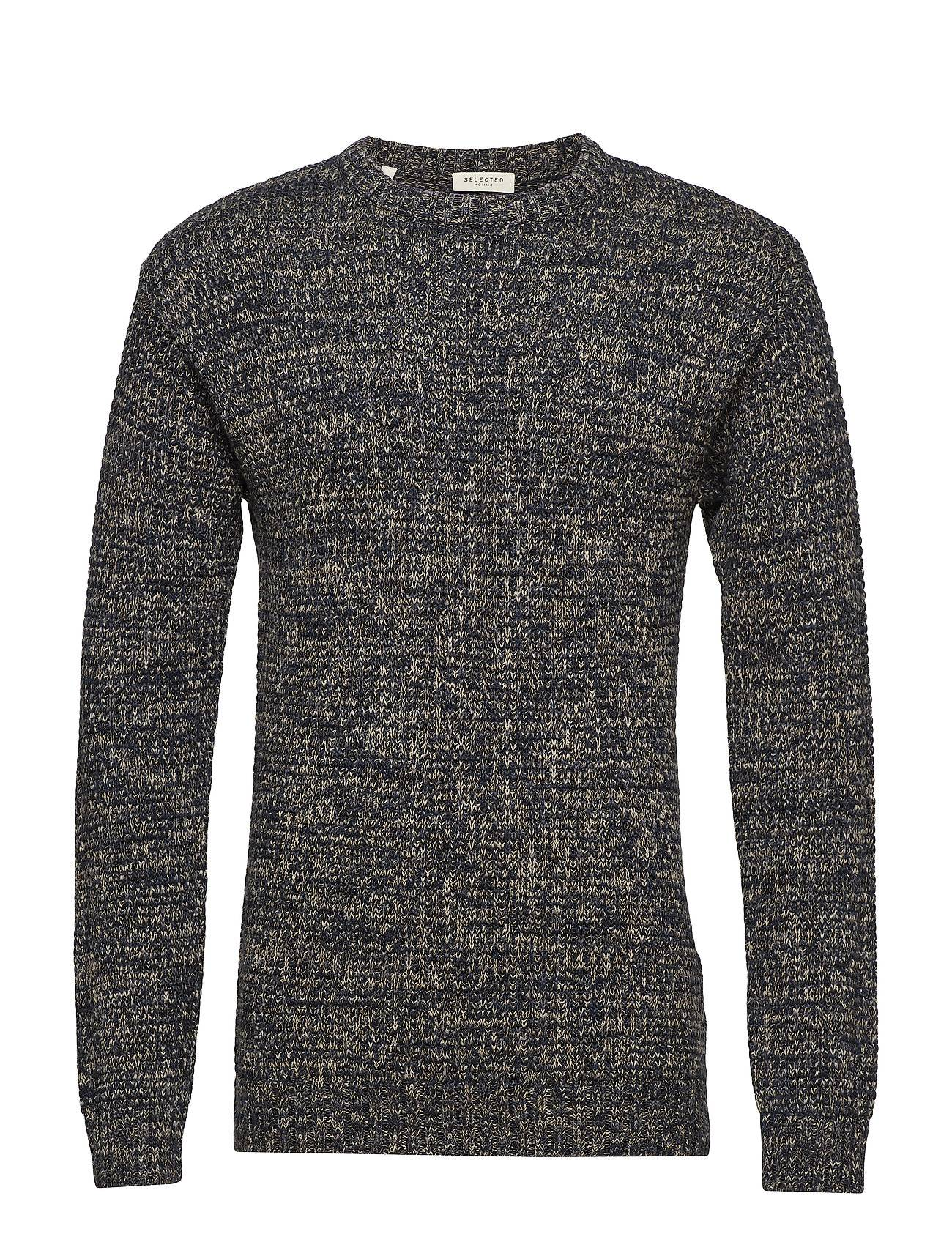 Selected Homme Slhjames Crew Neck W