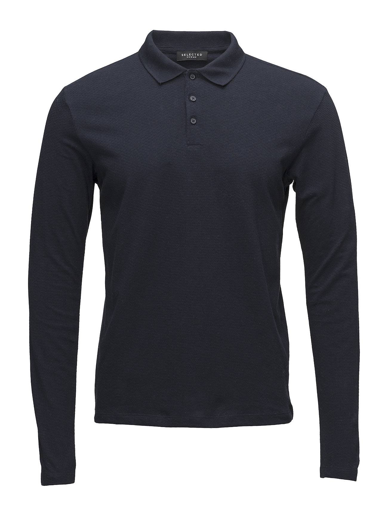 Selected Homme Slhjon Ls Polo B