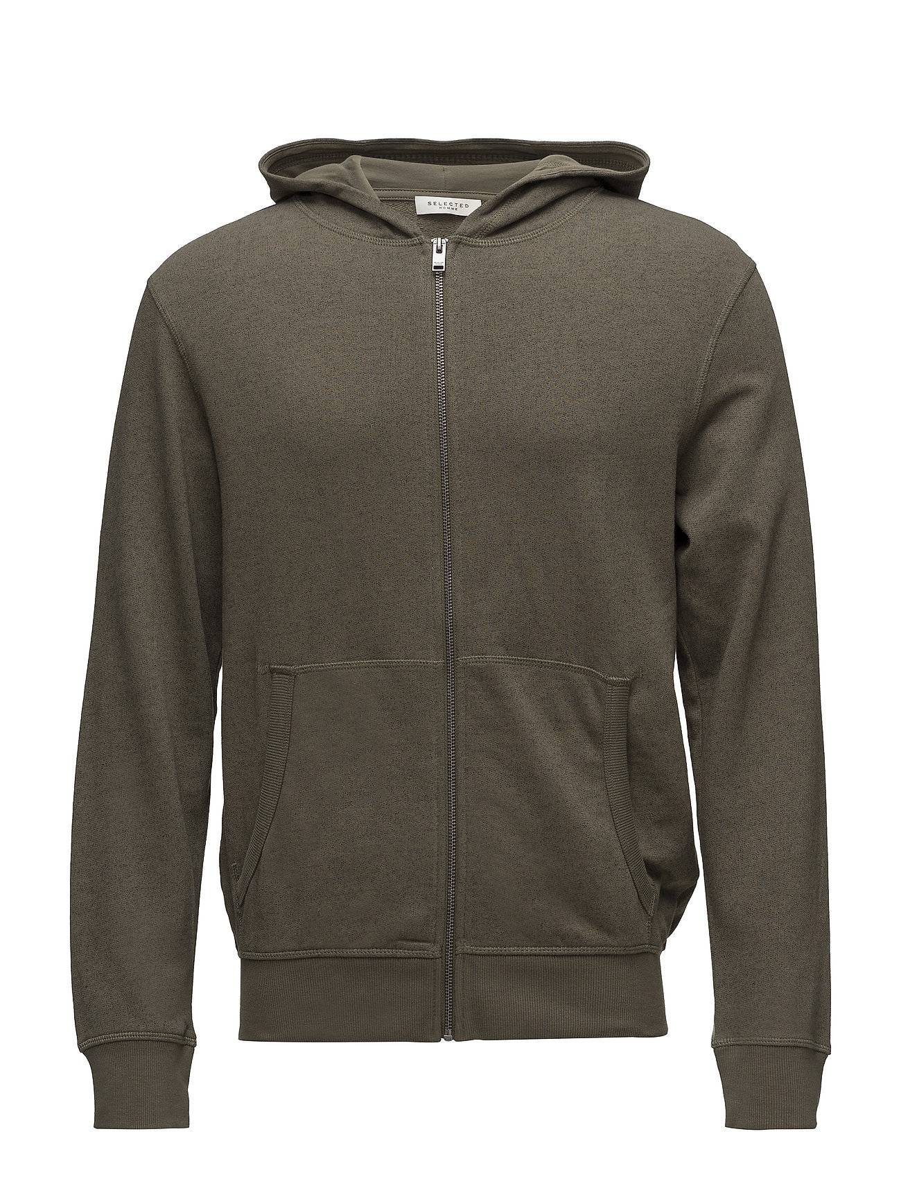 Selected Homme Slhsimon Zip Hood Sweat W